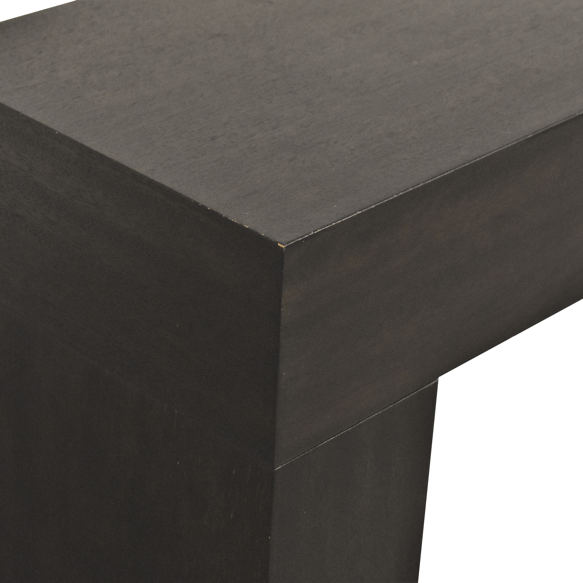 West Elm West Elm Chunky Console Table pa