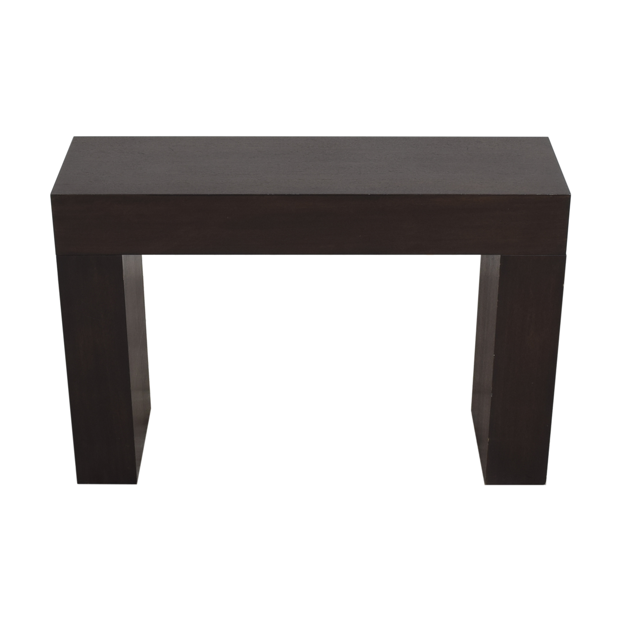 West Elm Chunky Console Table / Tables