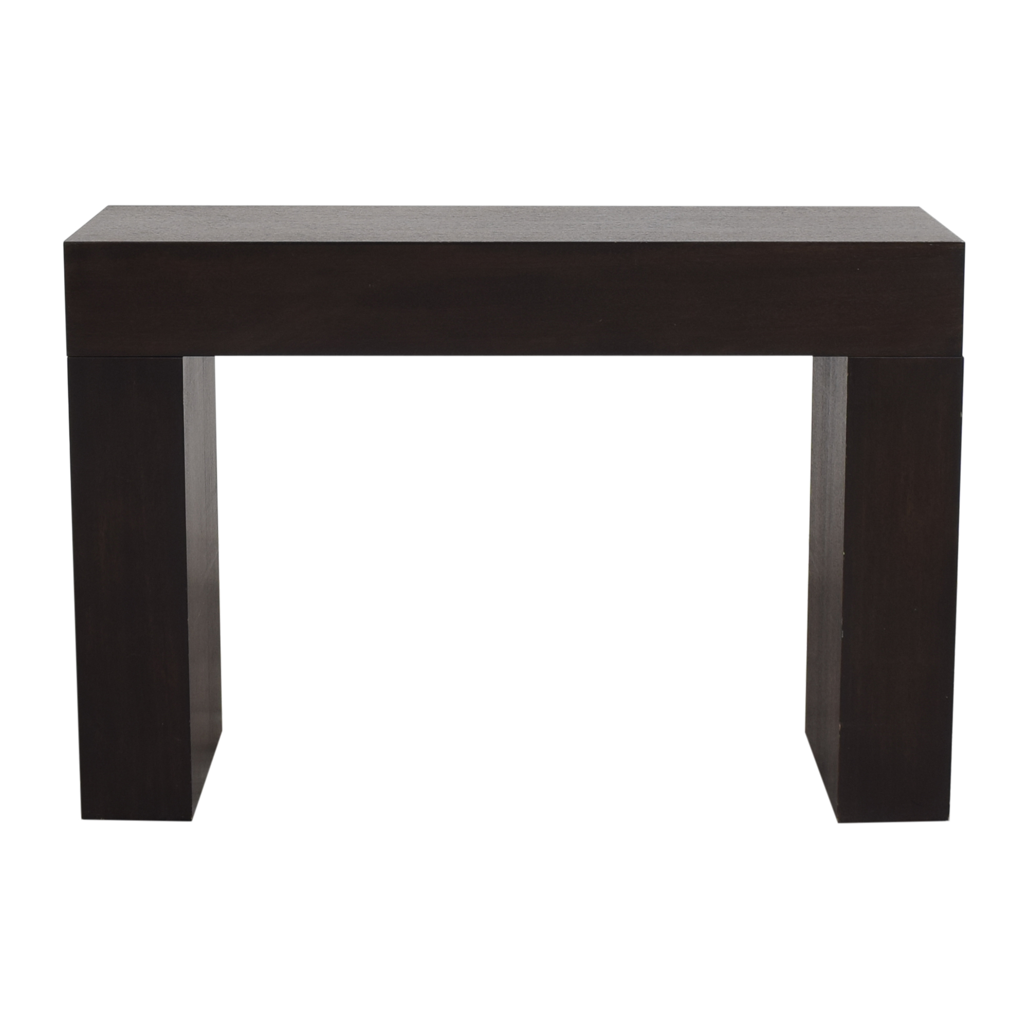 West Elm West Elm Chunky Console Table second hand