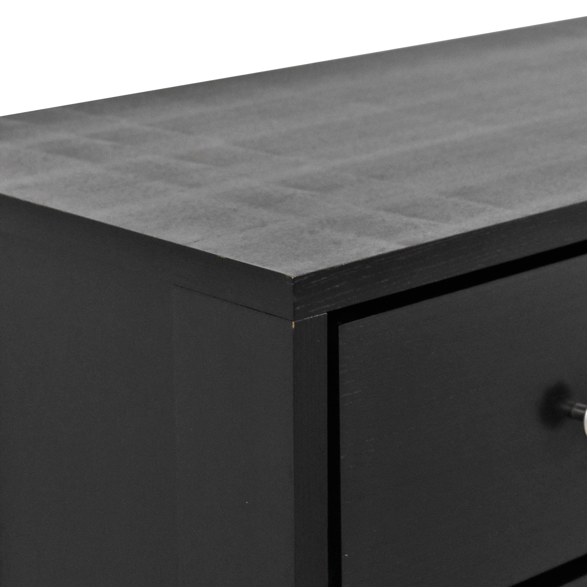 Crate & Barrel Crate & Barrel Four Drawer Dresser on sale