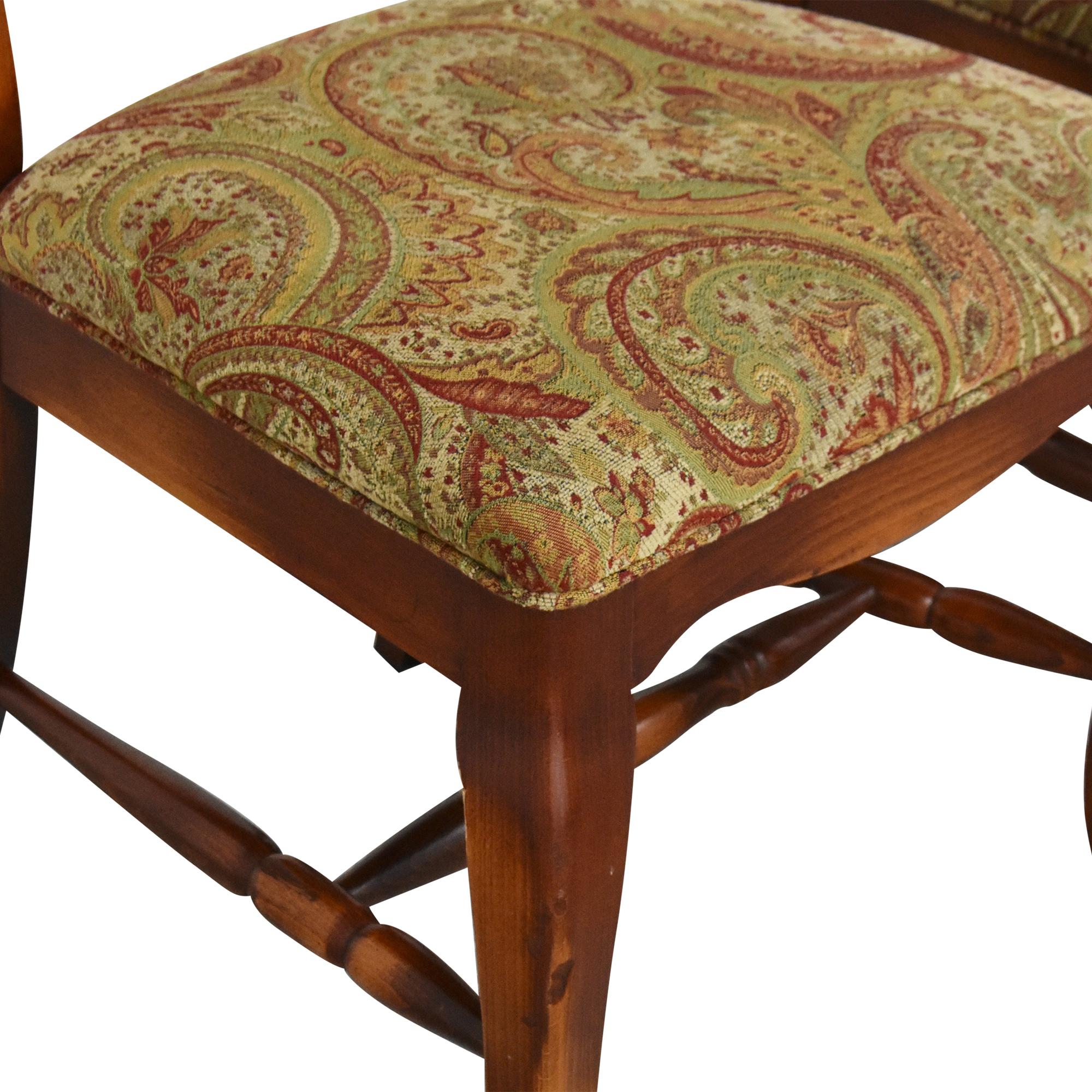 Saloom Saloom Model 35 Dining Side Chairs used