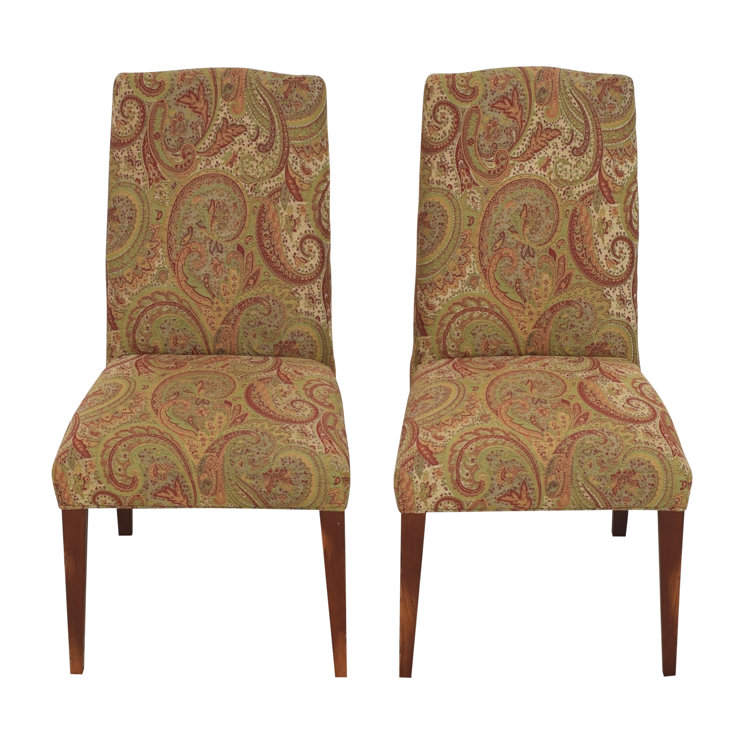 Saloom Saloom Model 61 Upholstered Dining Side Chairs price