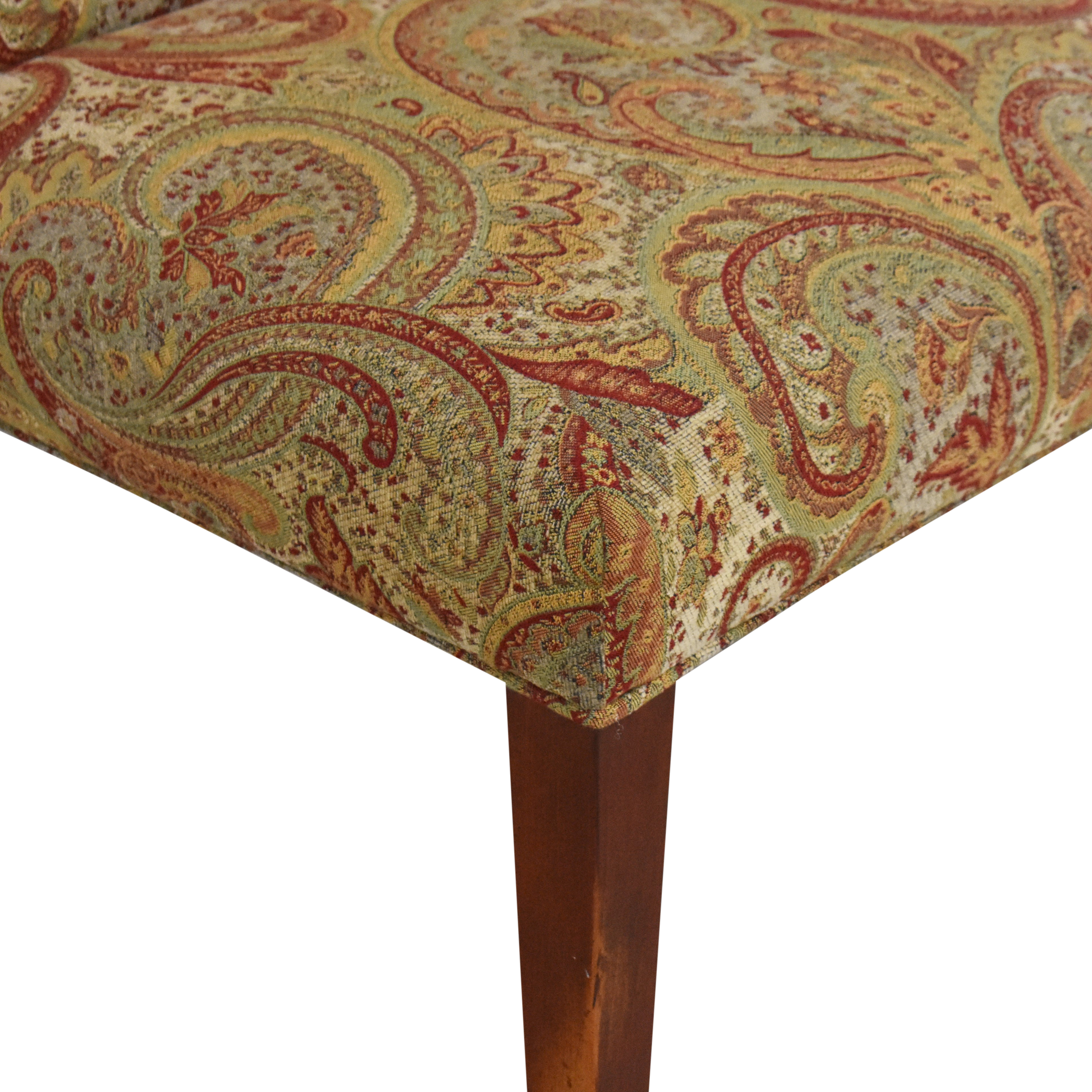 buy Saloom Model 61 Upholstered Dining Side Chairs Saloom Dining Chairs