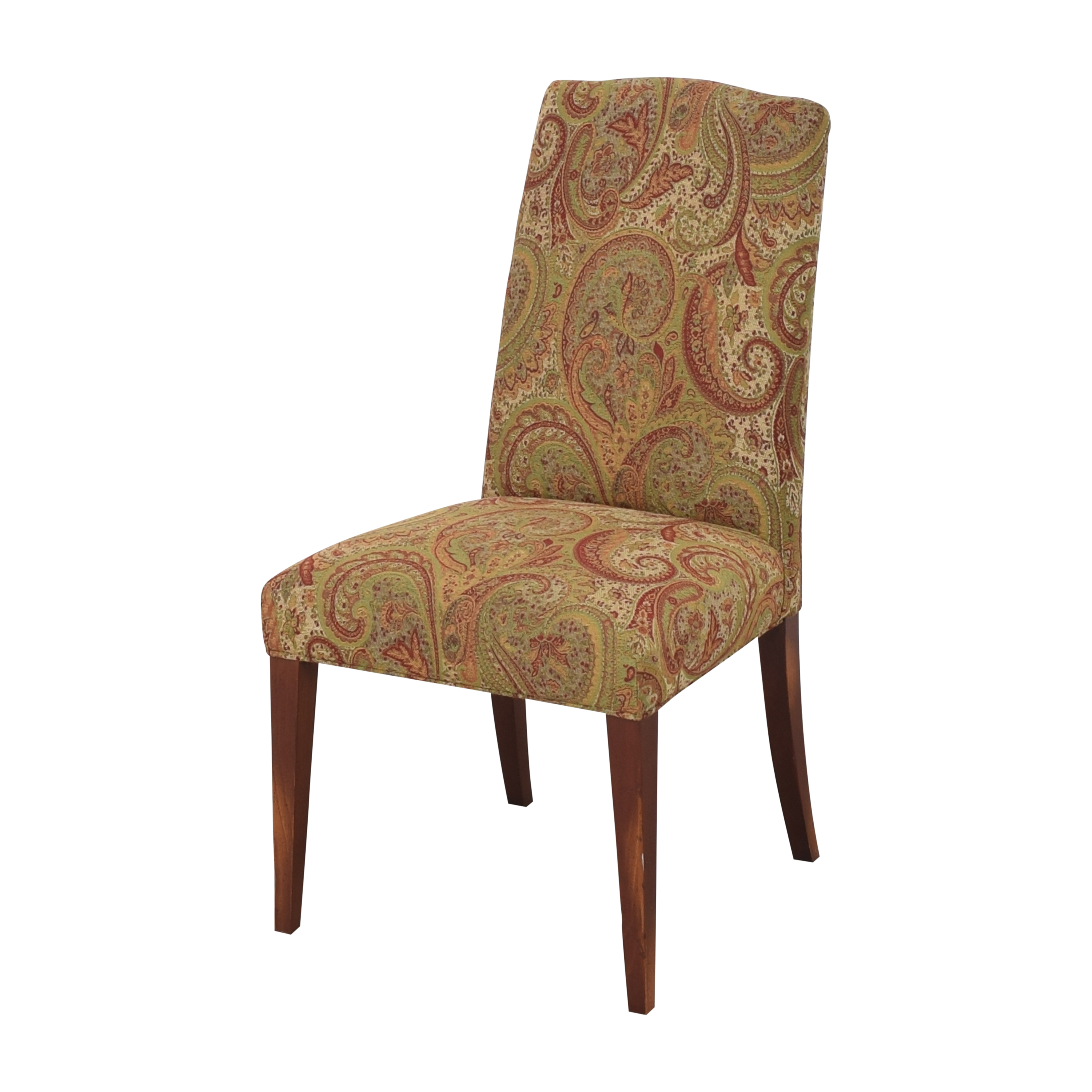 Saloom Saloom Model 61 Upholstered Dining Side Chairs Chairs
