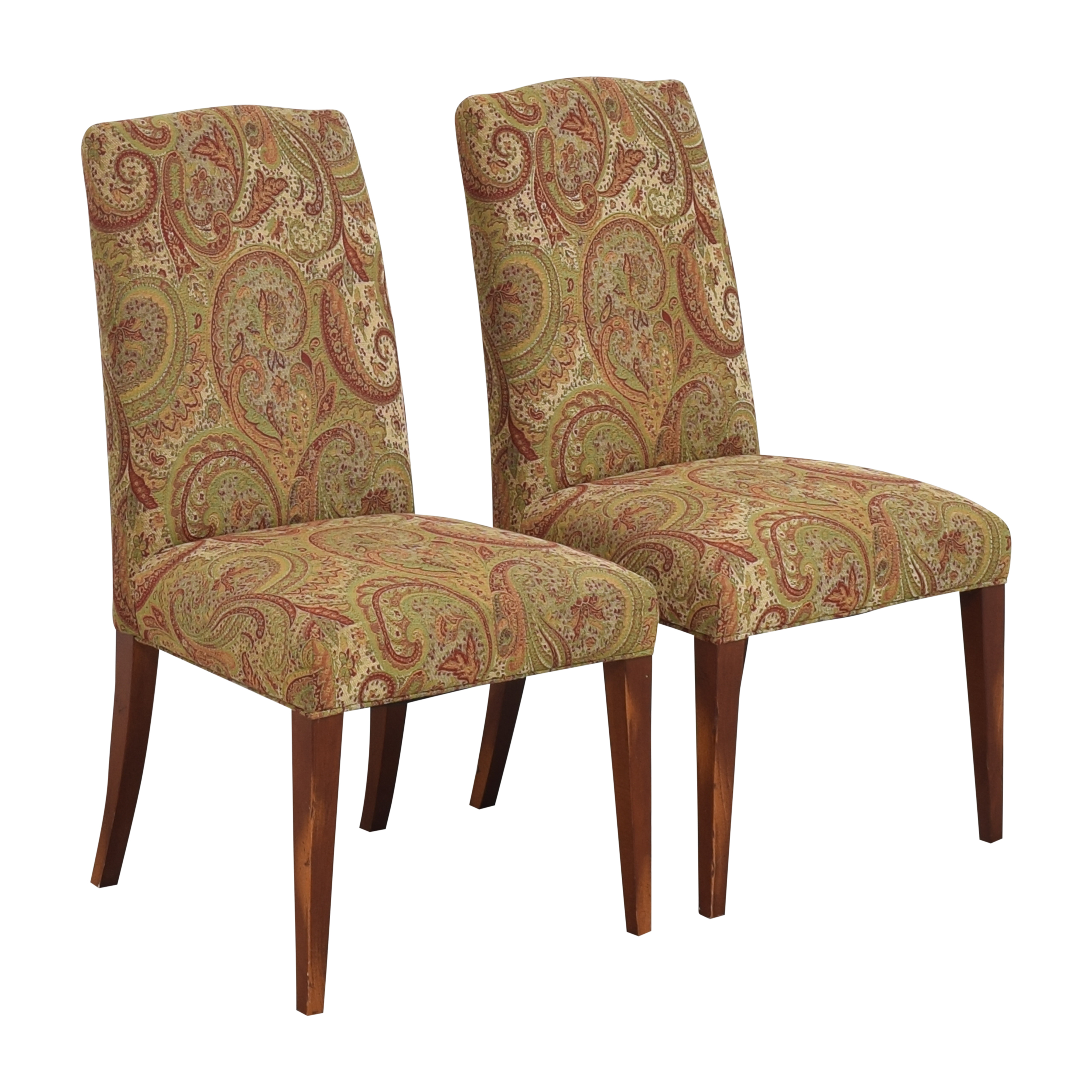 buy Saloom Model 61 Upholstered Dining Side Chairs Saloom Chairs