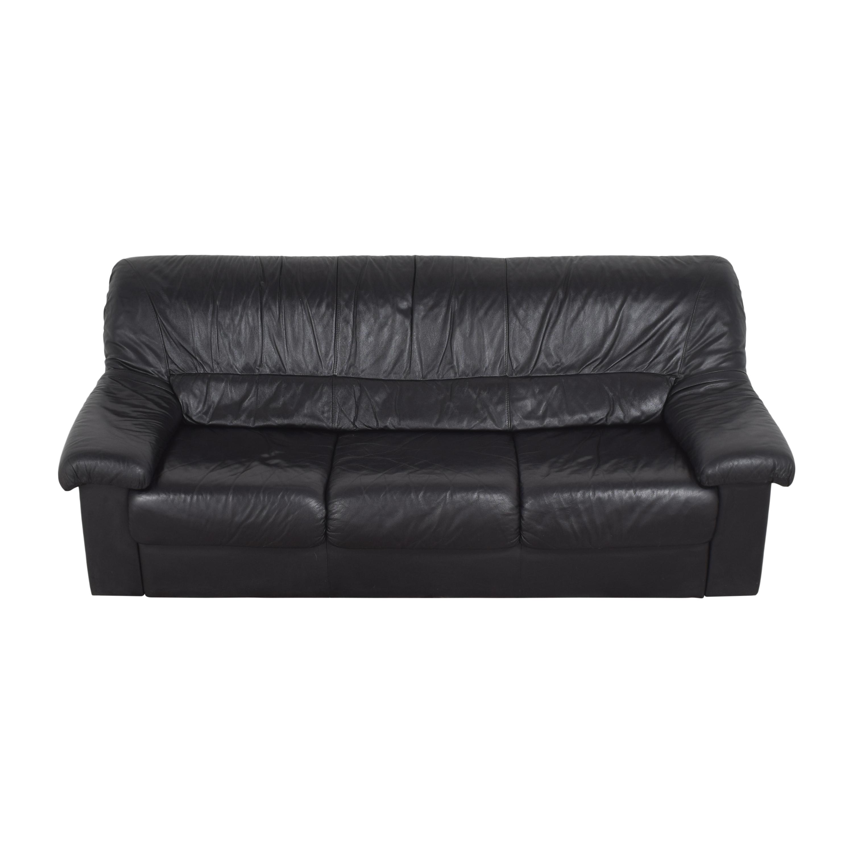 Natuzzi Natuzzi Three Cushion Sofa pa