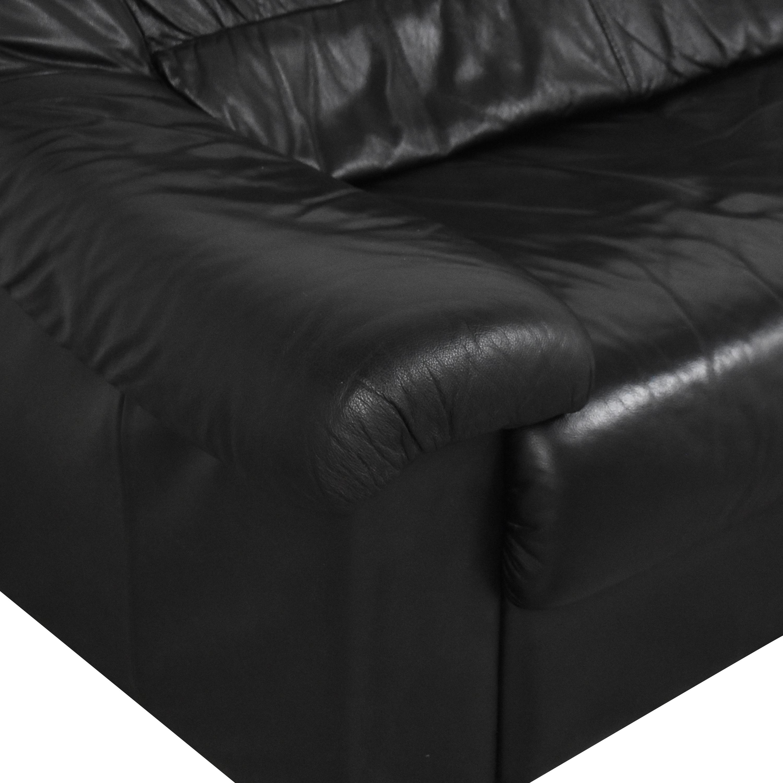 Natuzzi Natuzzi Three Cushion Sofa coupon