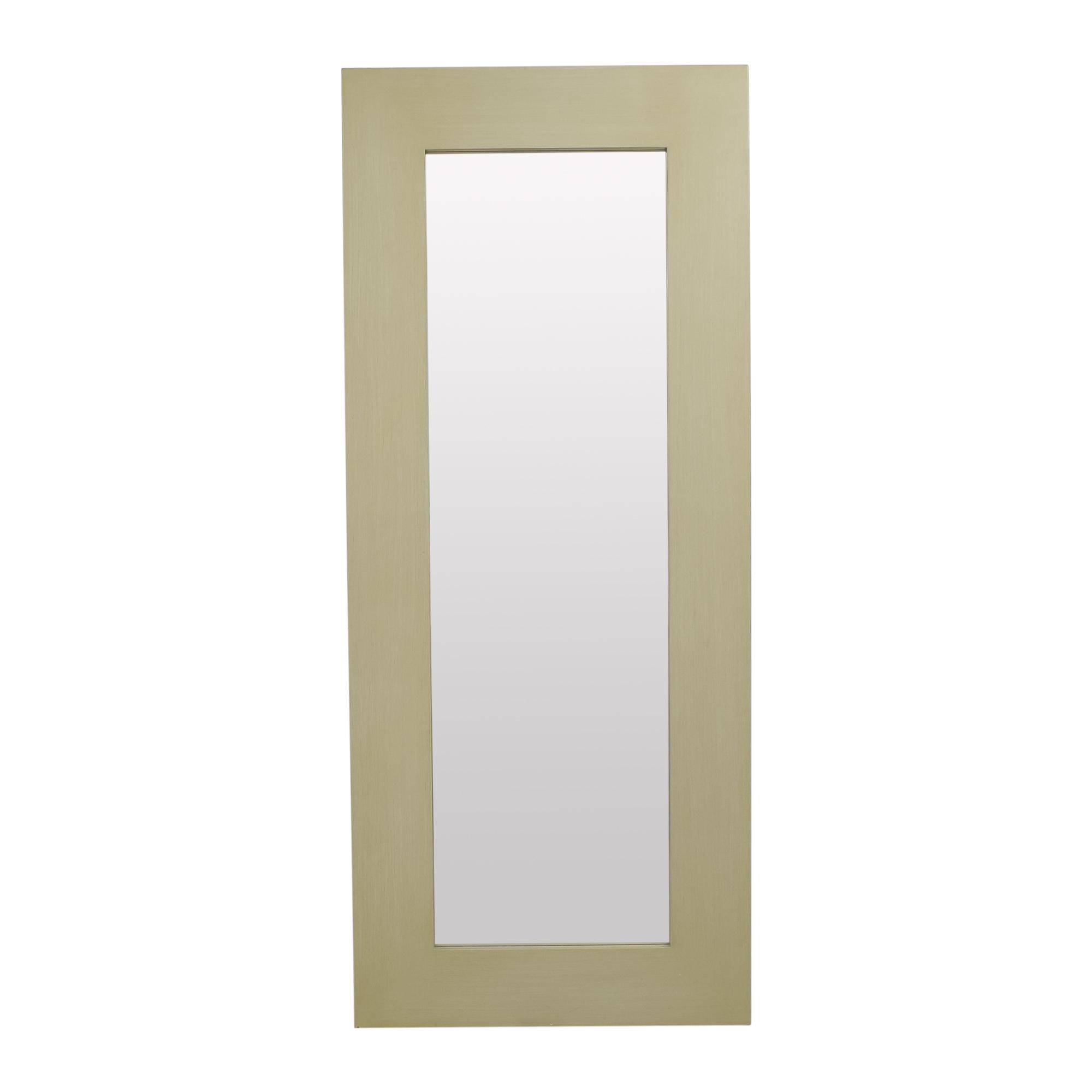 West Elm West Elm Chunky Floor Mirror coupon