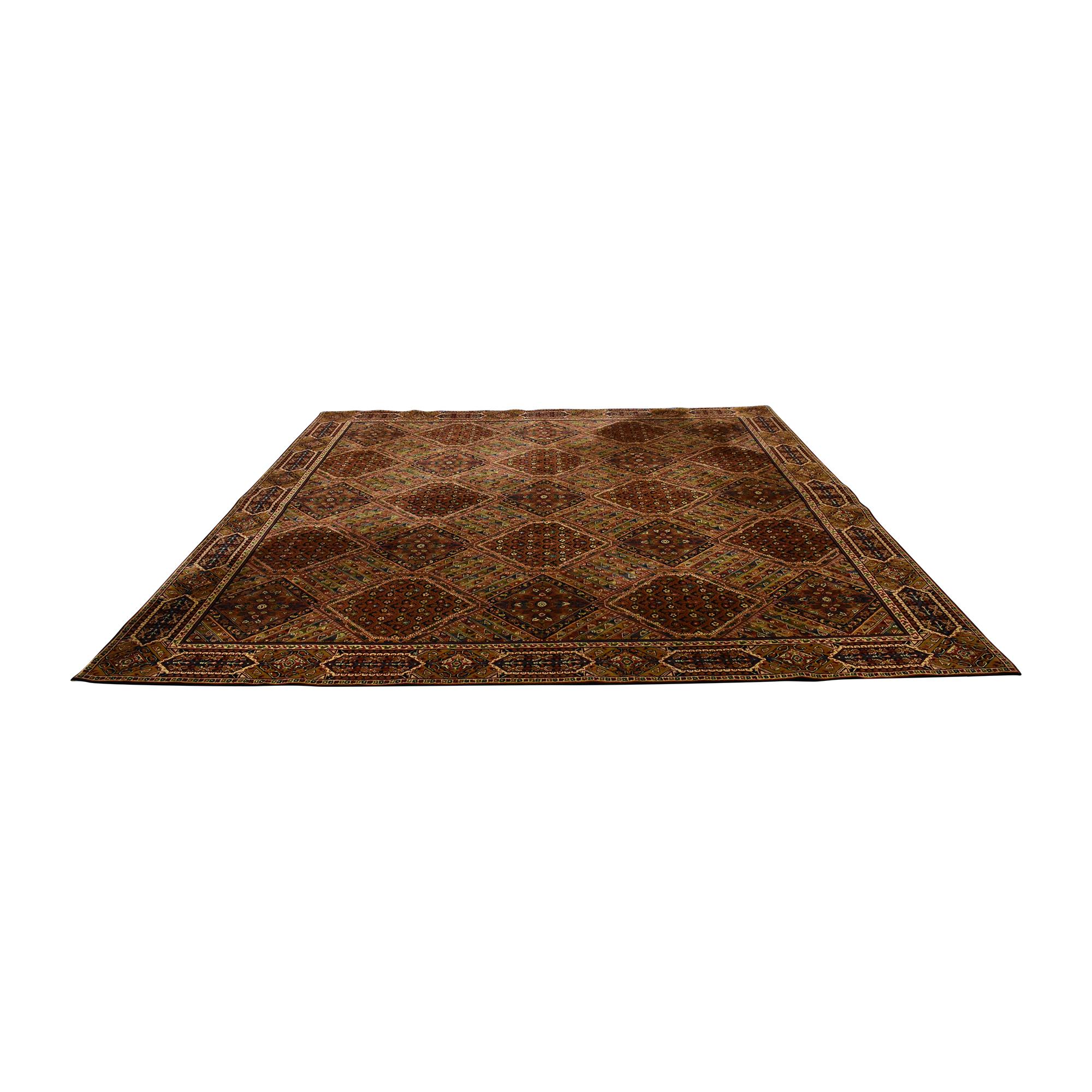 Stark Carpet Stark Carpet Patterned Area Rug multi colored