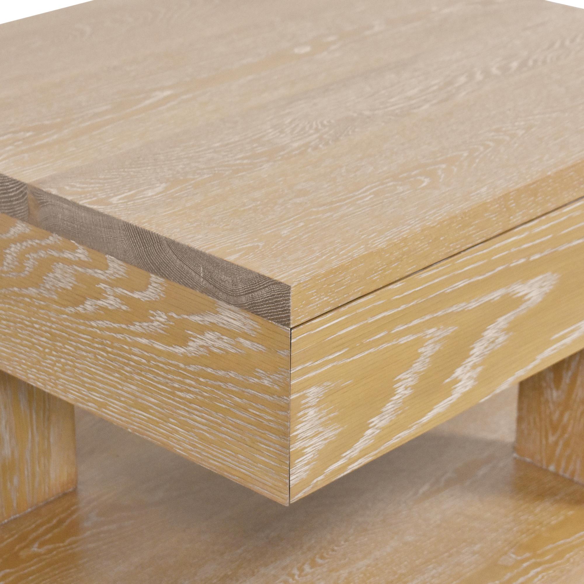 shop Geometric End Table  End Tables