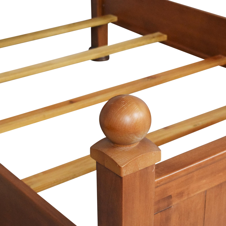Bellini Bellini Full Panel Bed used