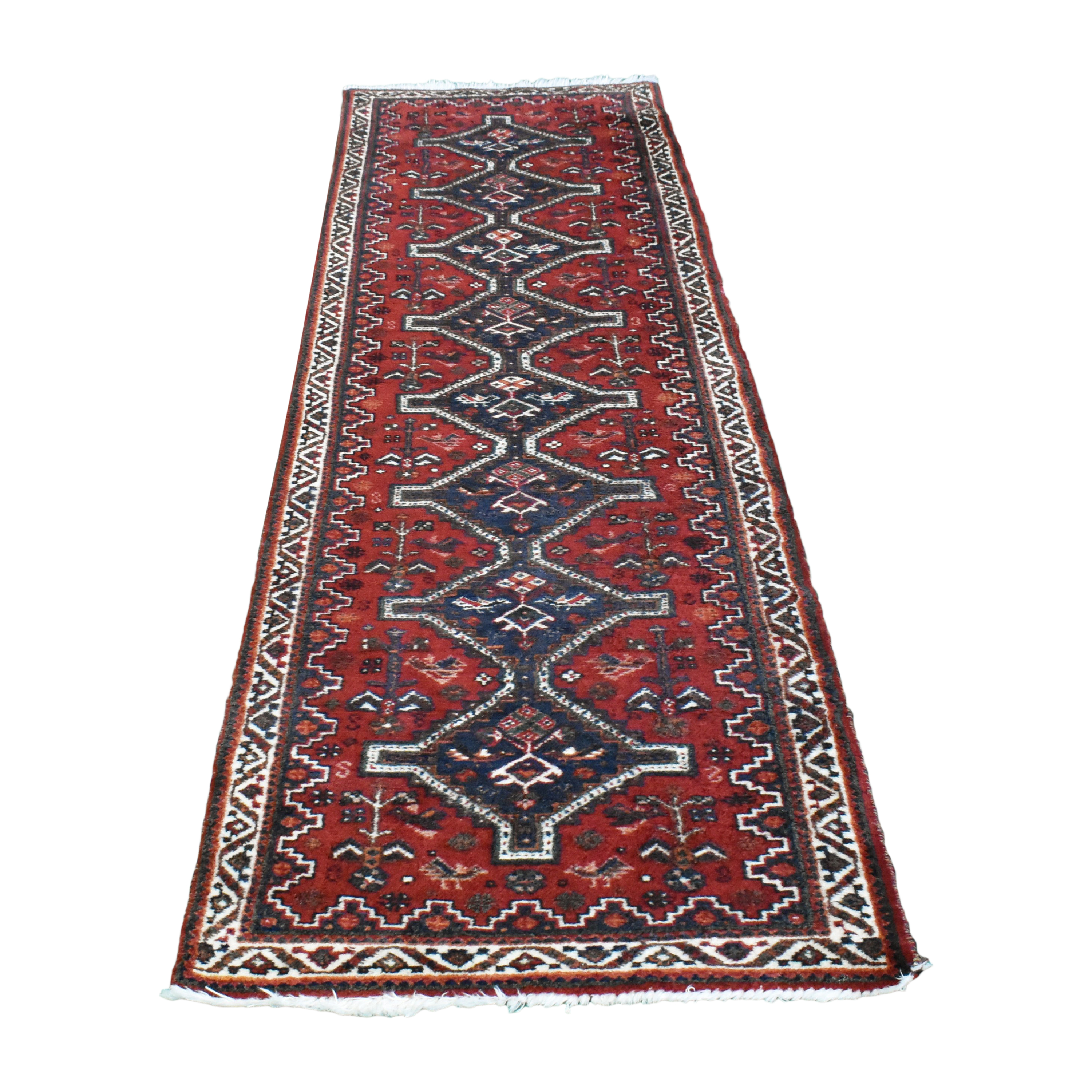 Patterned Runner second hand