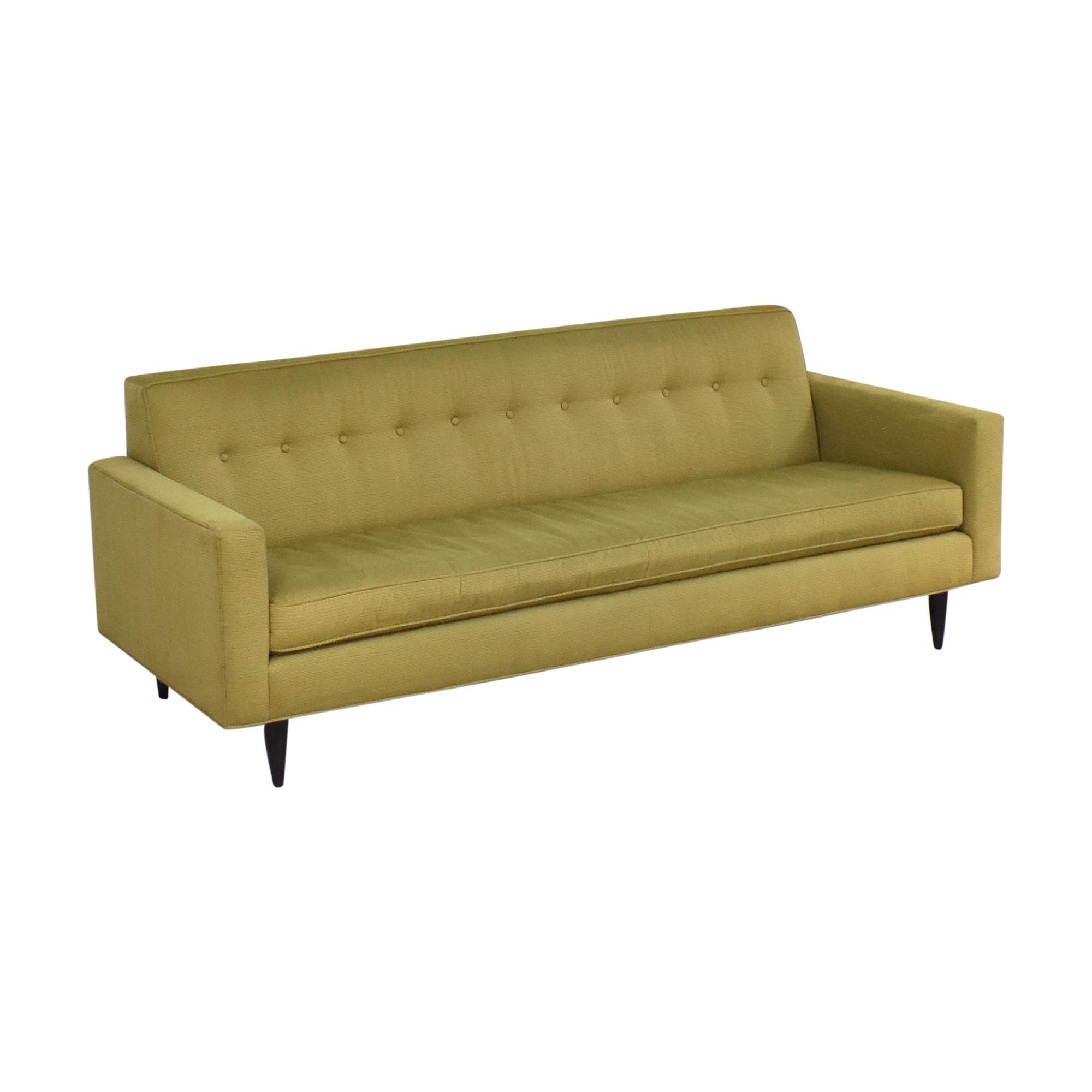 buy Design Within Reach Design Within Reach Bantam Tufted Sofa online