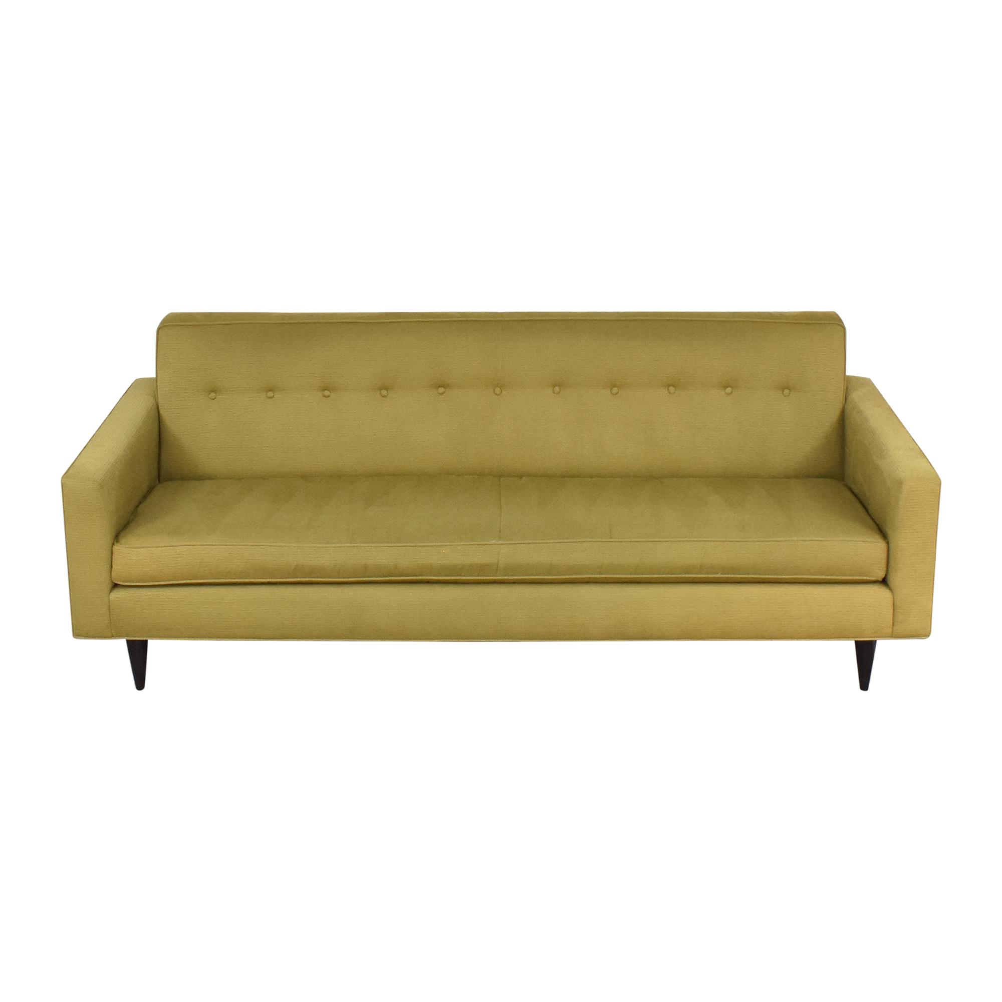 Design Within Reach Design Within Reach Bantam Tufted Sofa ma
