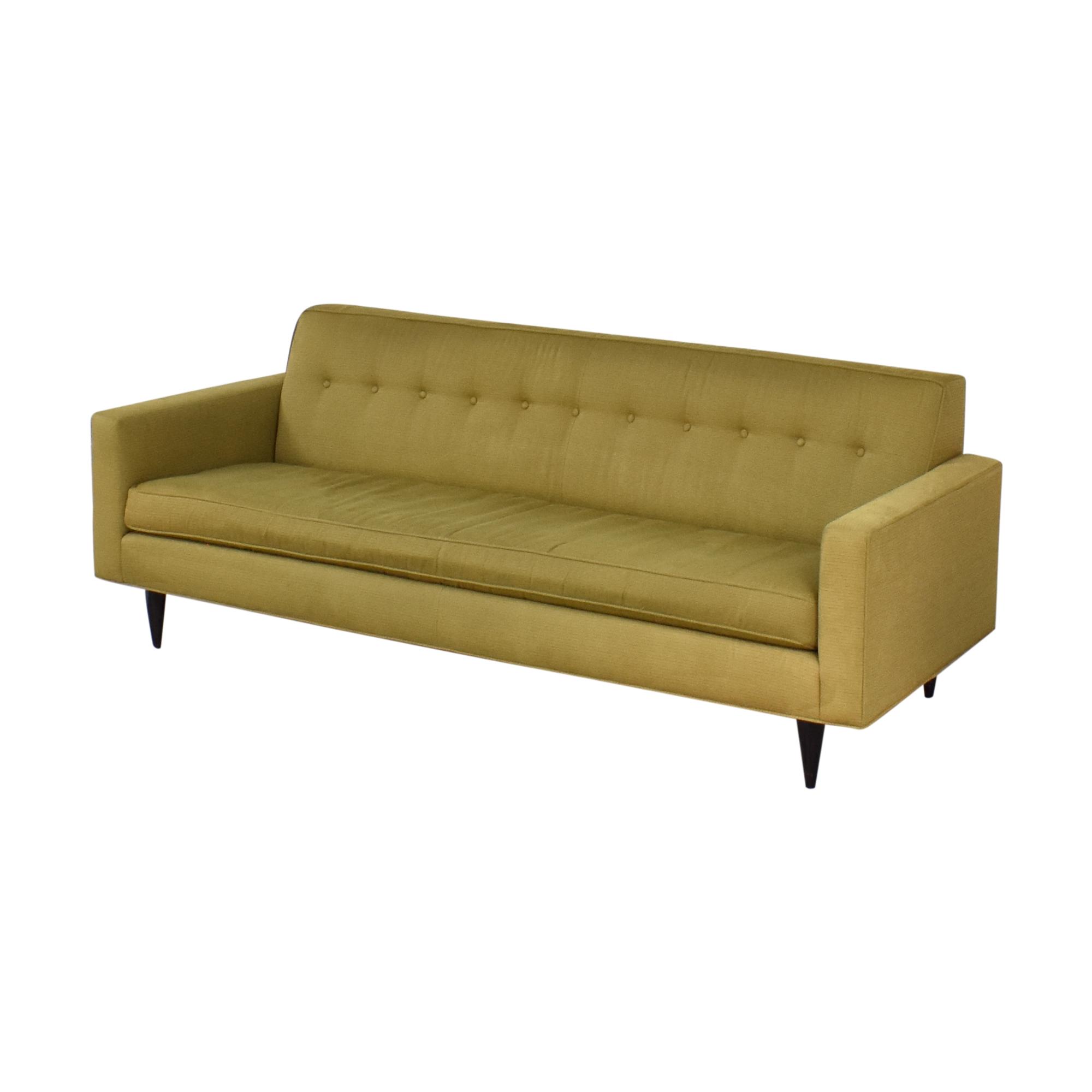 buy Design Within Reach Bantam Tufted Sofa Design Within Reach Classic Sofas
