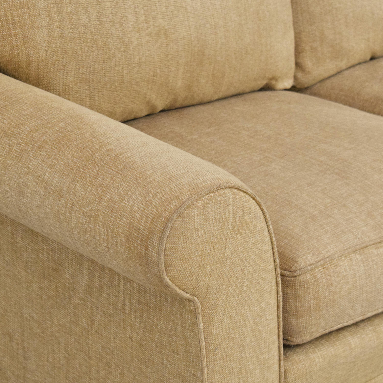 buy Stickley Furniture Stickley Furniture Apostrophe Arm Sofa online