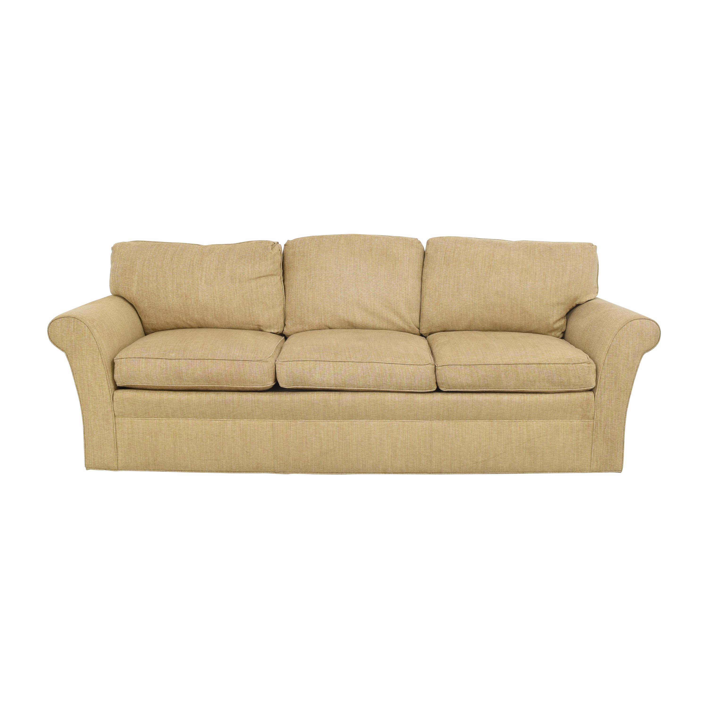 Stickley Furniture Apostrophe Arm Sofa Stickley Furniture