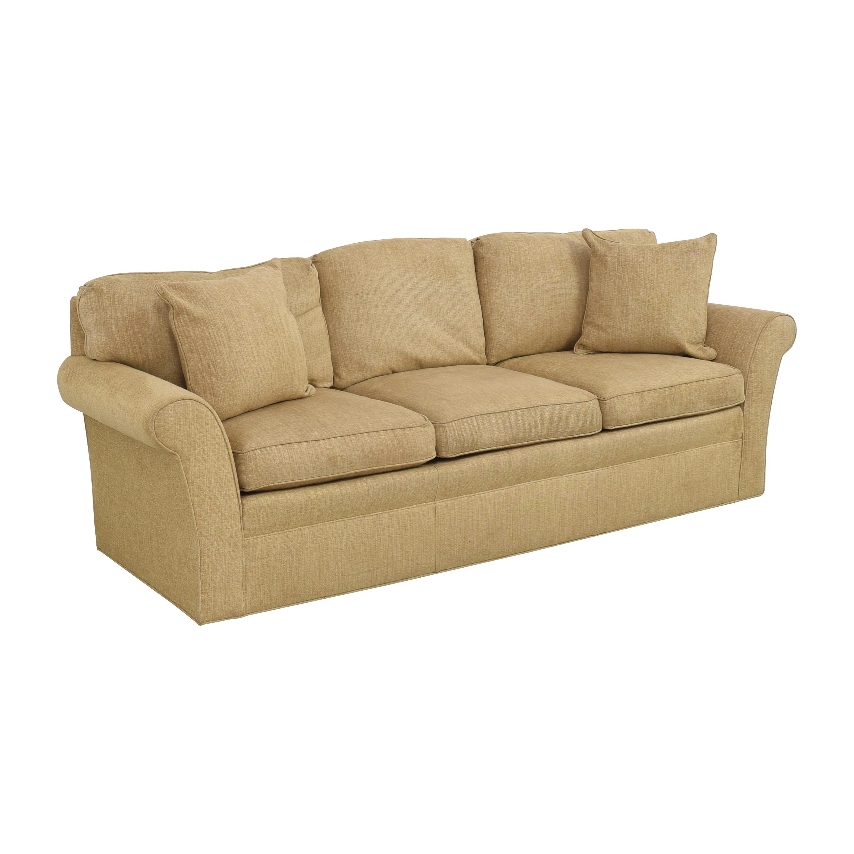 Stickley Furniture Stickley Furniture Apostrophe Arm Sofa Sofas