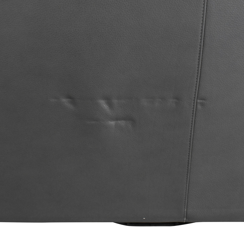 shop American Leather American Leather Three Cushion Sofa online