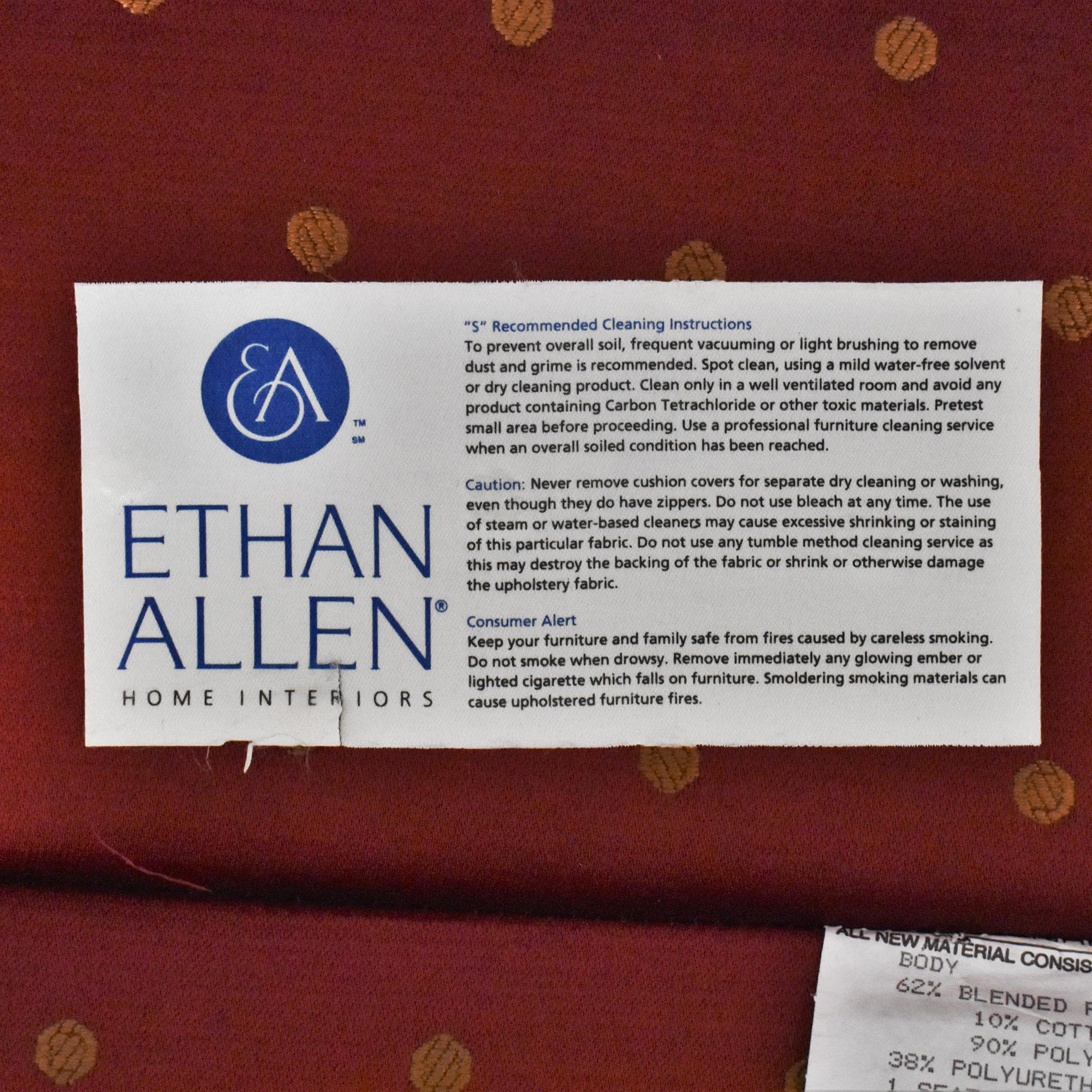 Ethan Allen Ethan Allen Wingback Arm Chair