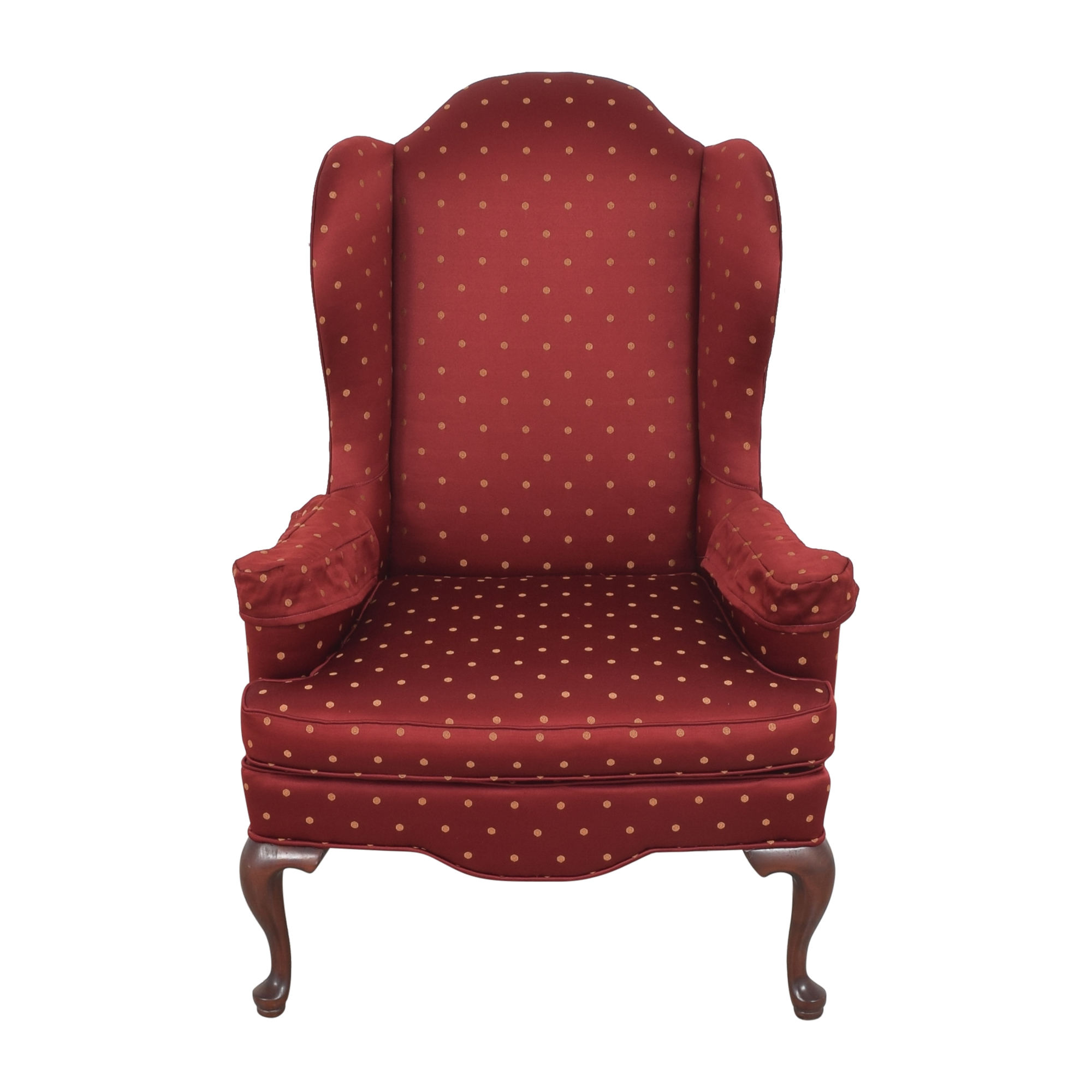 Ethan Allen Ethan Allen Wingback Arm Chair used