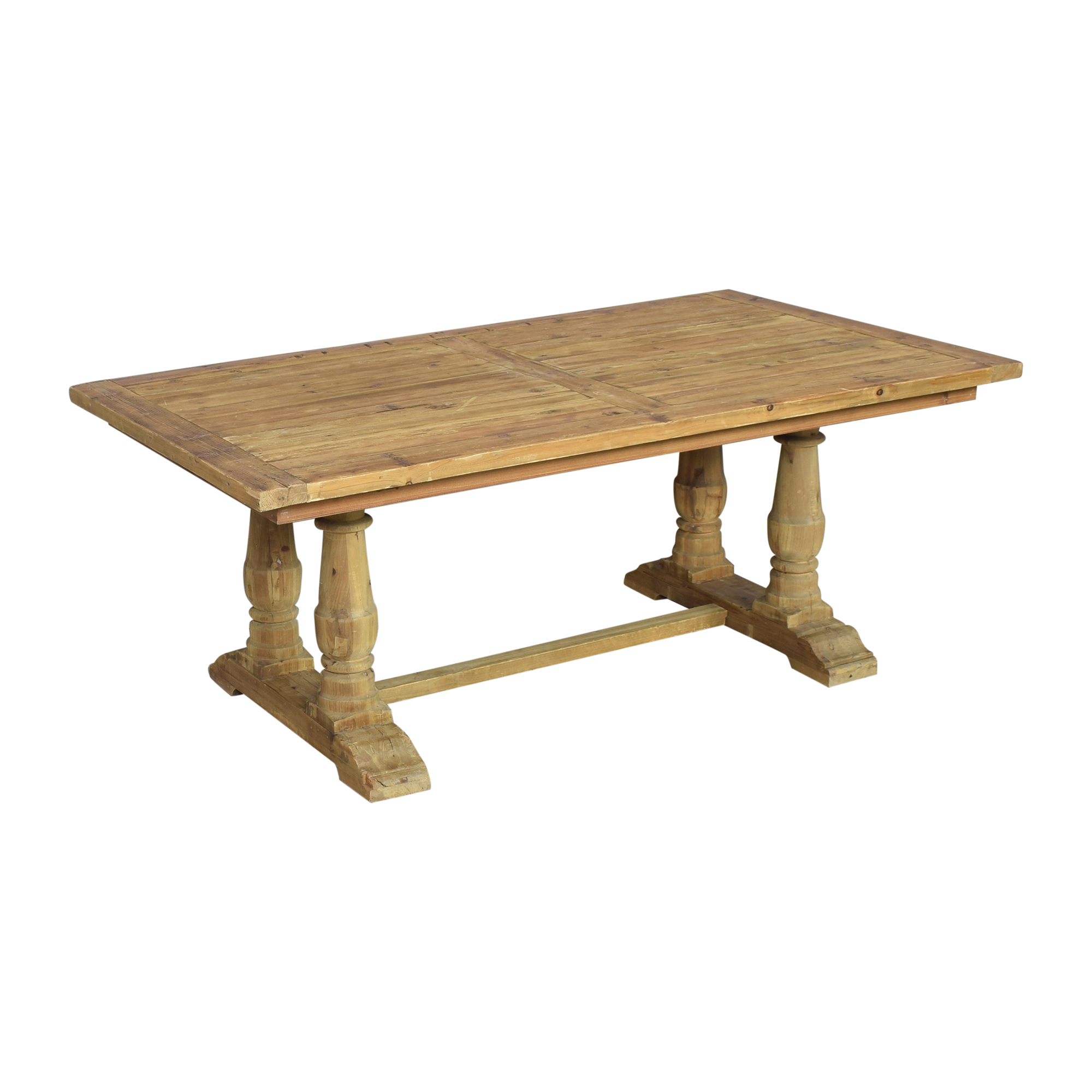 buy Uttermost Stratford Dining Table Uttermost Dinner Tables