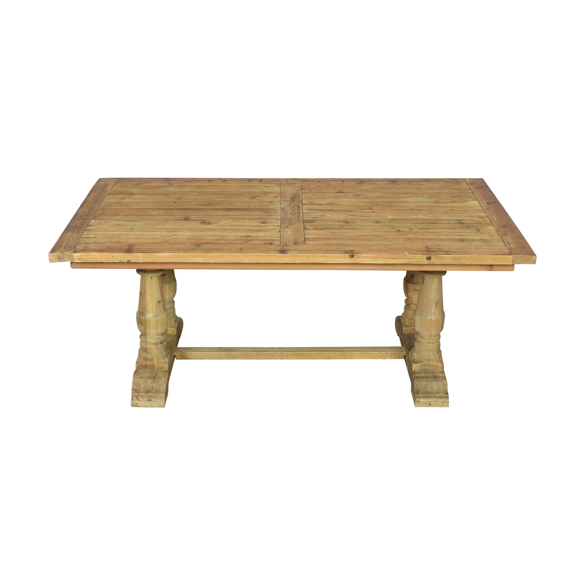 Uttermost Uttermost Stratford Dining Table Brown