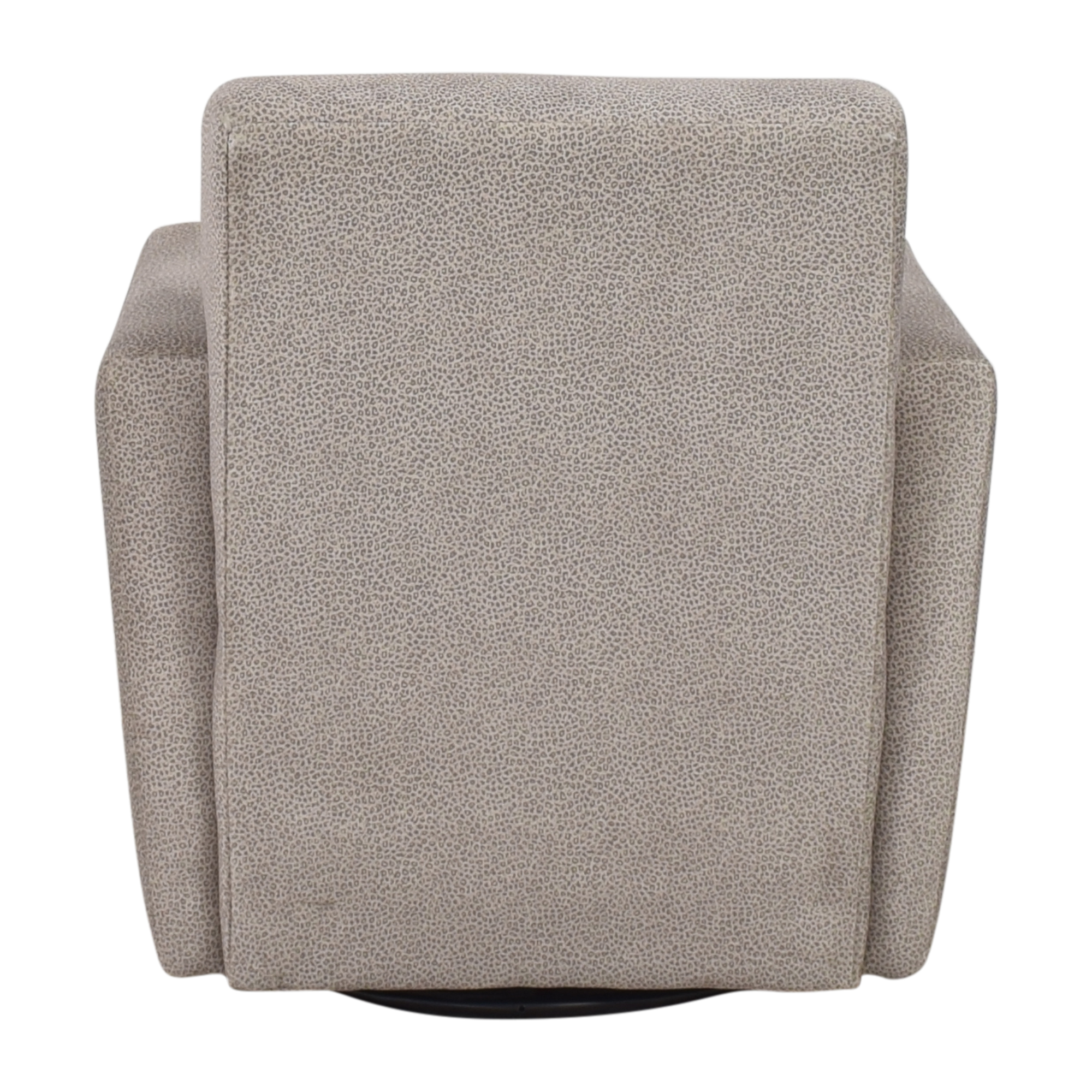 Macy's Macy's Ventura Swivel Chair Accent Chairs