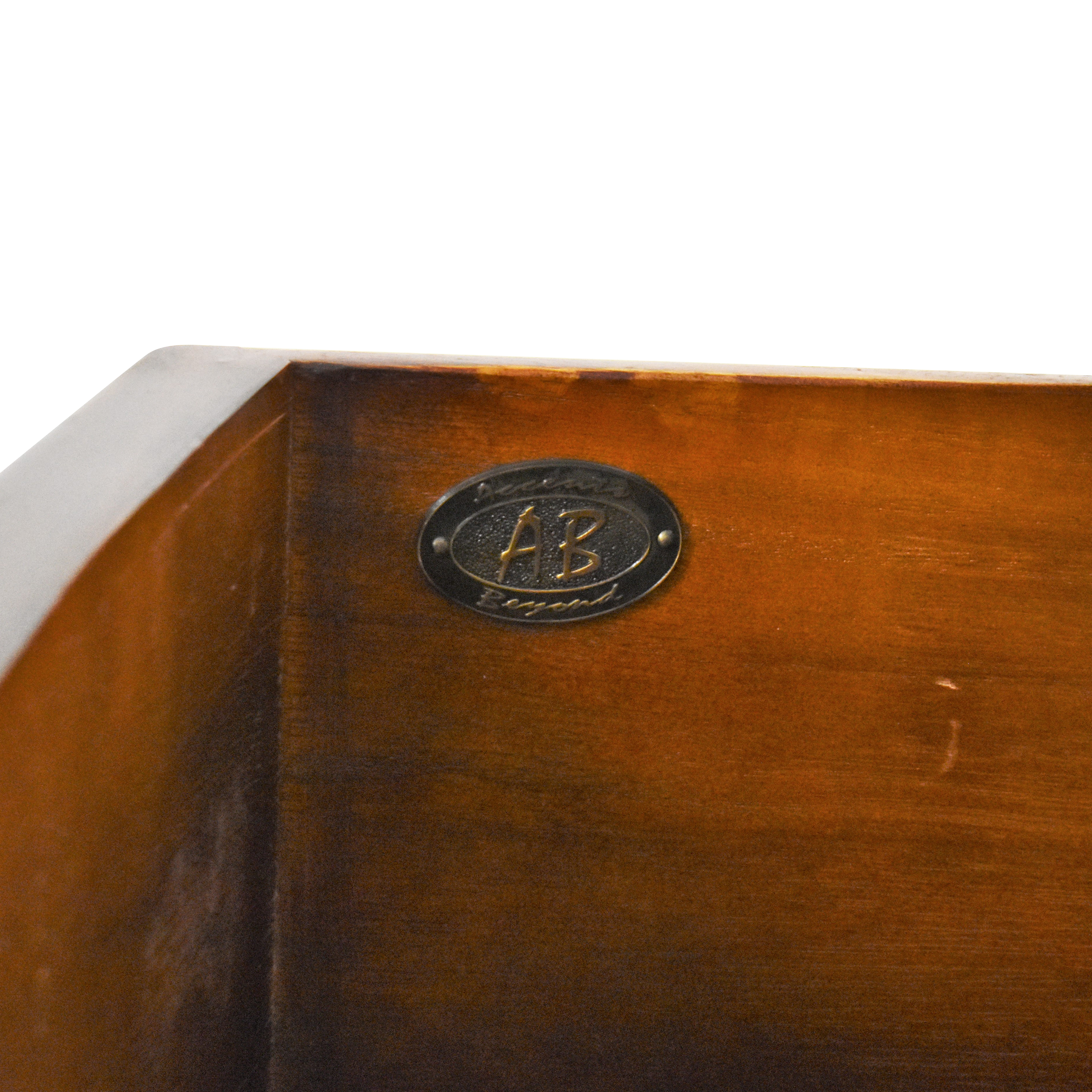 Accents Beyond Bow Front Chest / Dressers