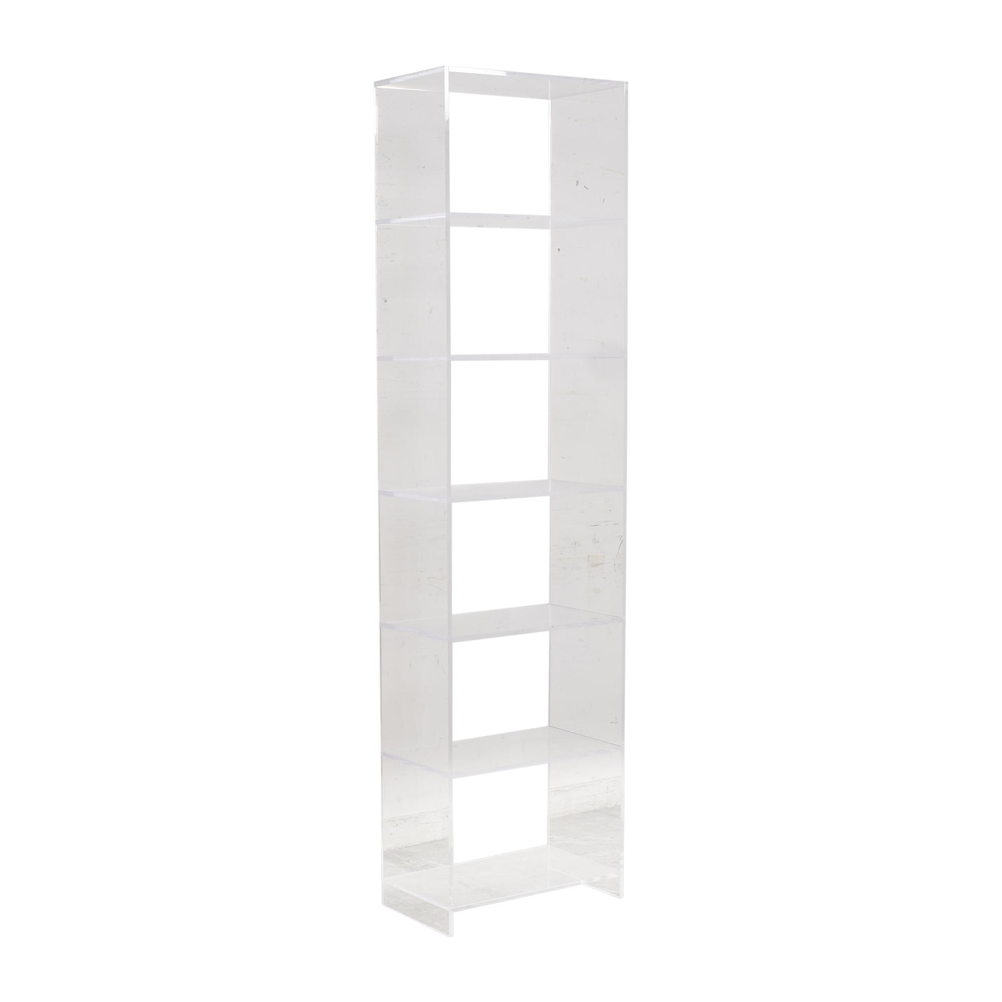 shop Custom Translucent Bookcase  Storage
