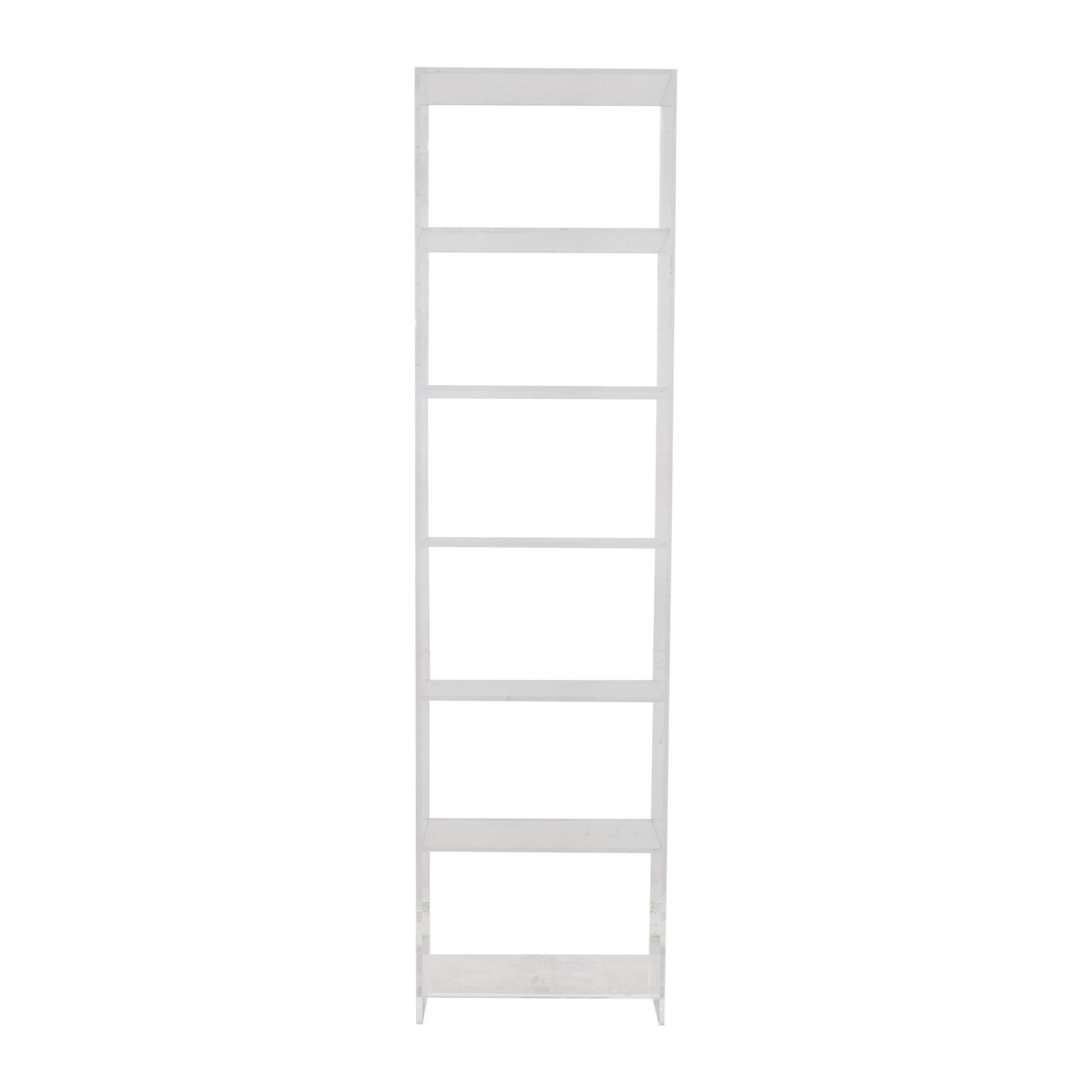 Custom Translucent Bookcase price