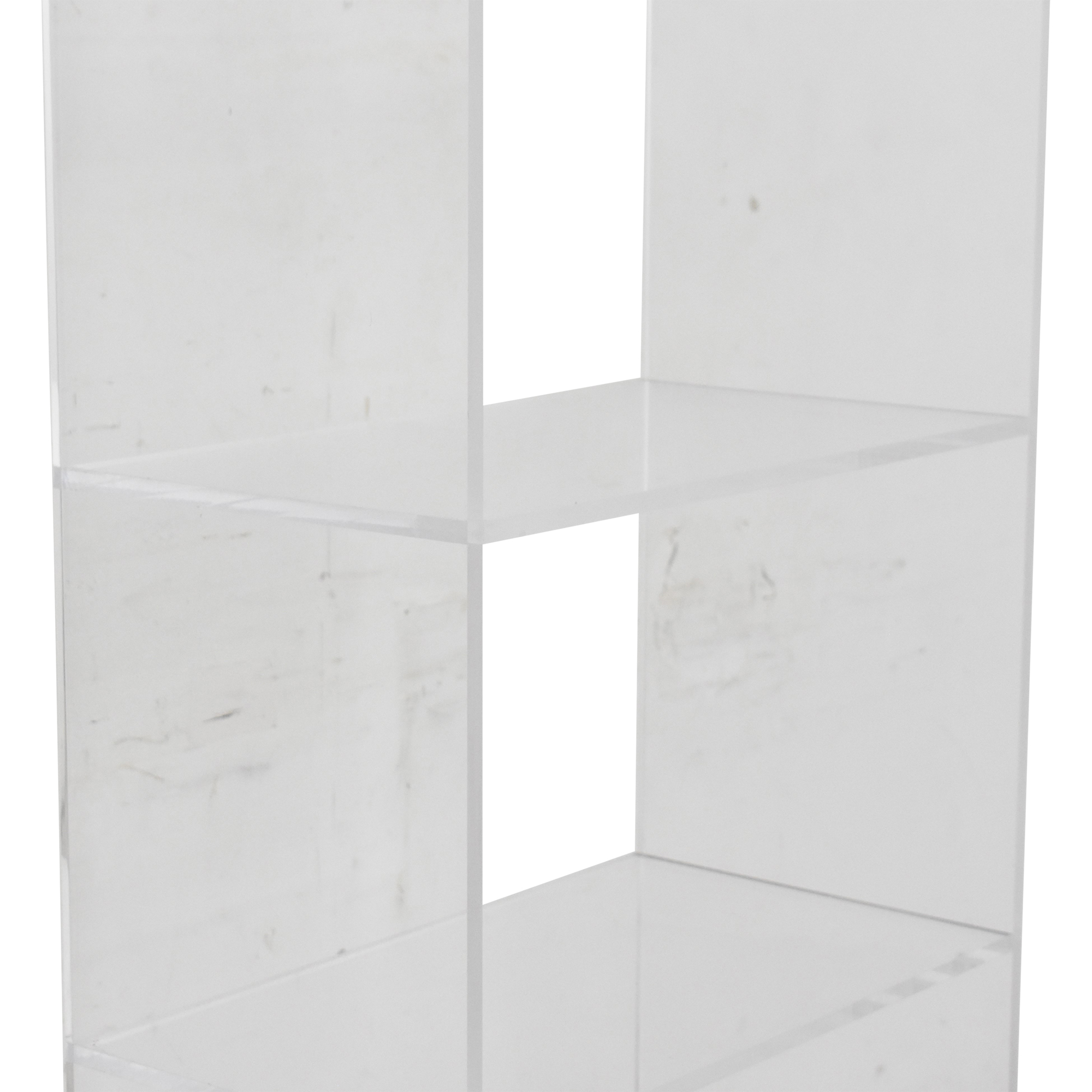buy Custom Translucent Bookcase