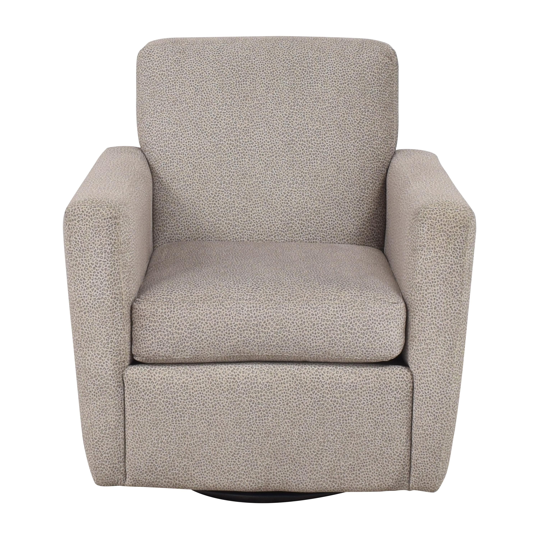 Macy's Macy's Ventura Swivel Chair price