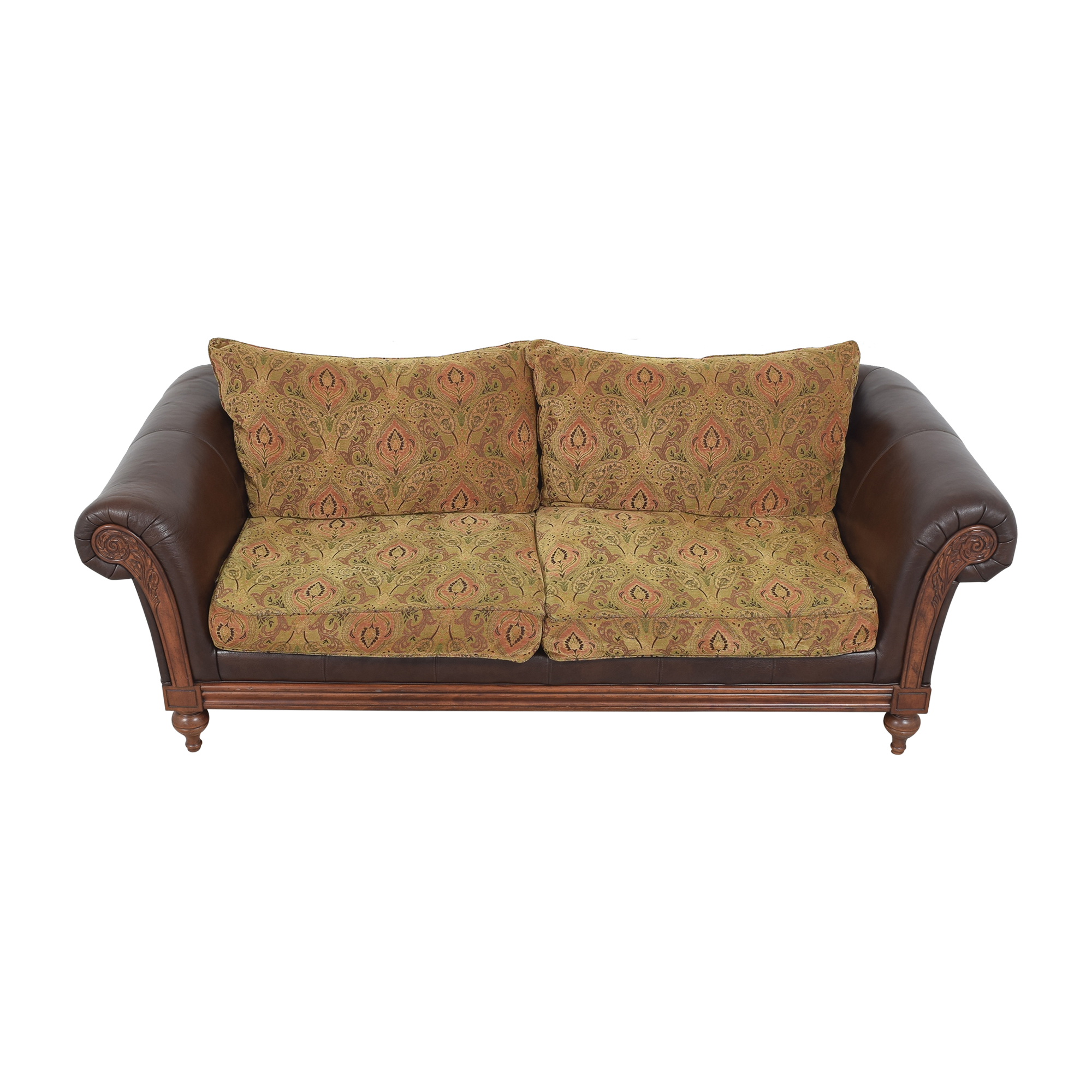 Ethan Allen Pratt Sofa / Classic Sofas