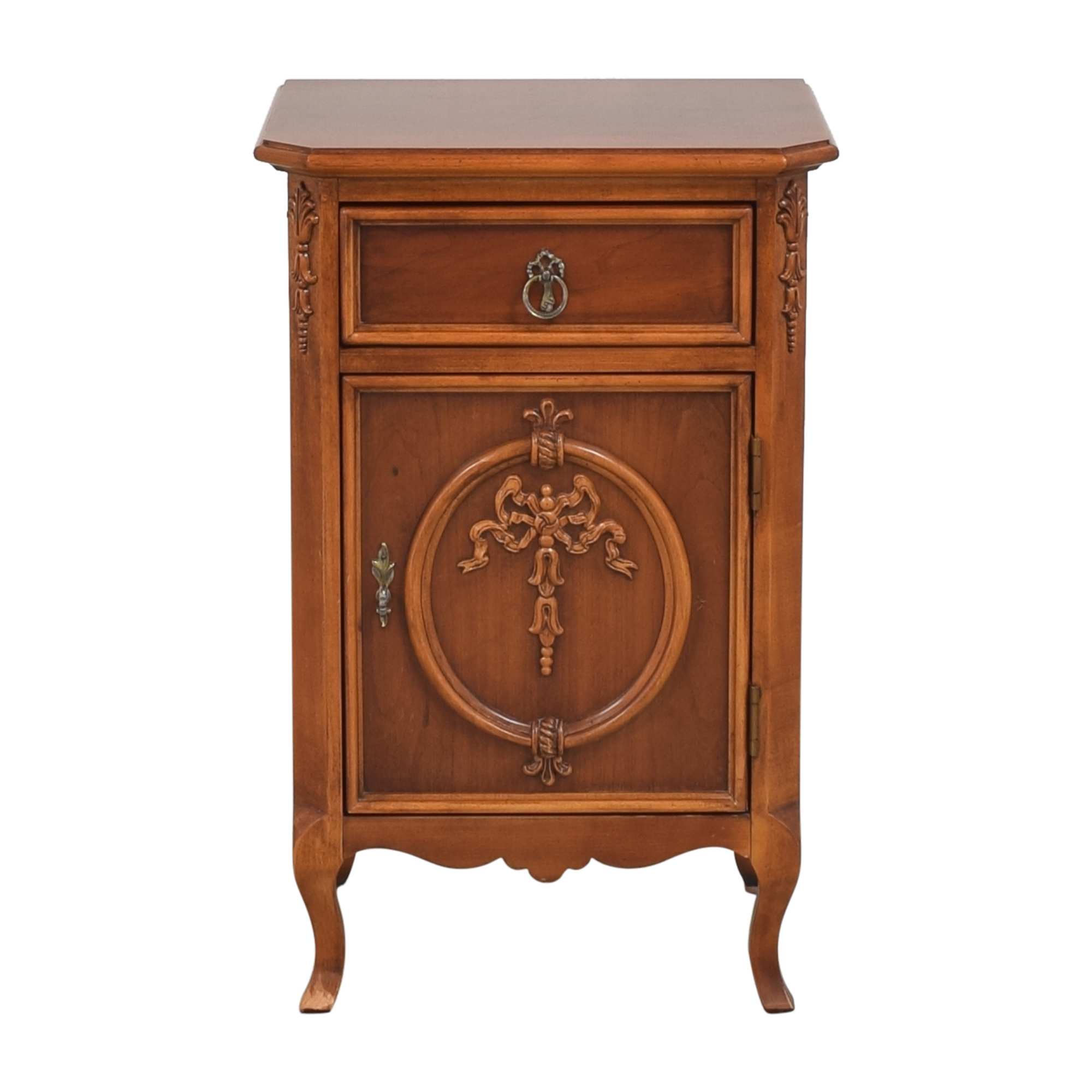 Lexington Furniture Lexington Furniture Lynn Hollyn Nightstand End Tables