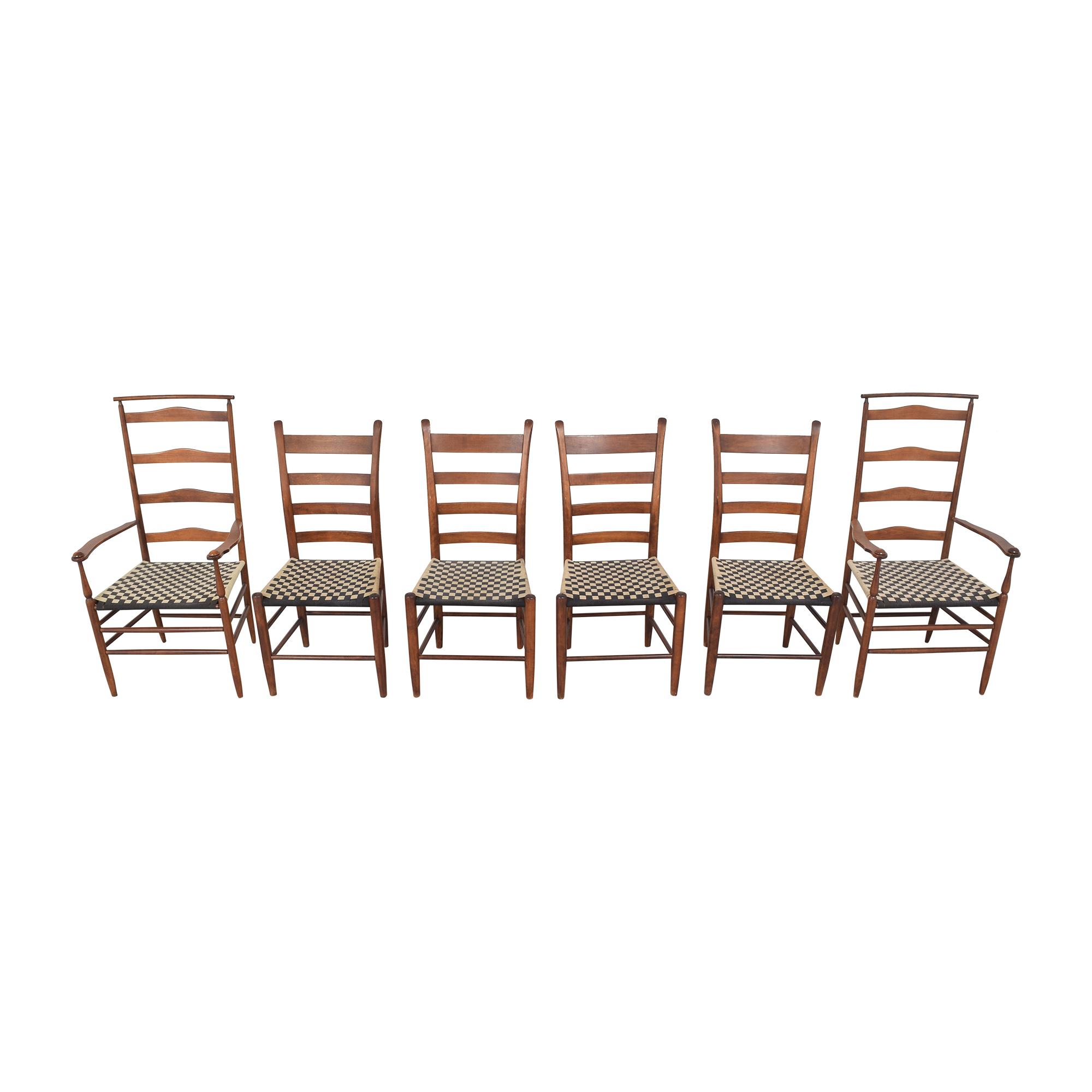 shop Nichols & Stone Nichols & Stone Ladder Back Dining Chairs online