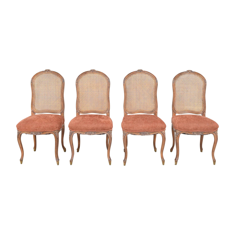 Simon's Hardware Simon's Hardware  Custom Upholstered Dining Side Chairs nj
