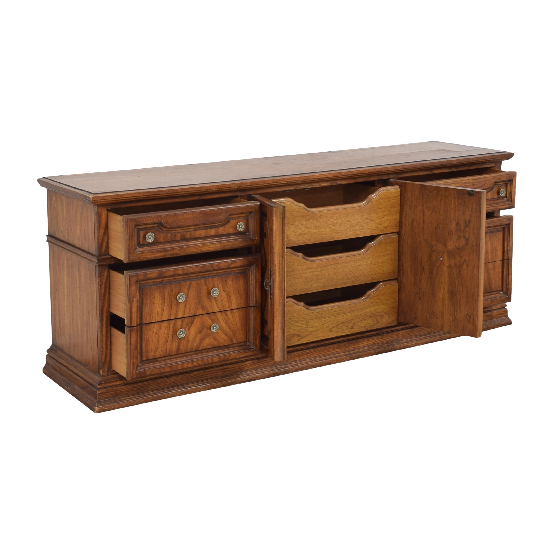 Peck and Hills Furniture Peck and Hills Furniture Triple Dresser pa