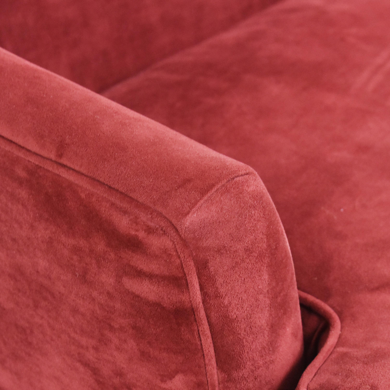 shop Robin Bruce Two Cushion Sofa Robin Bruce Classic Sofas