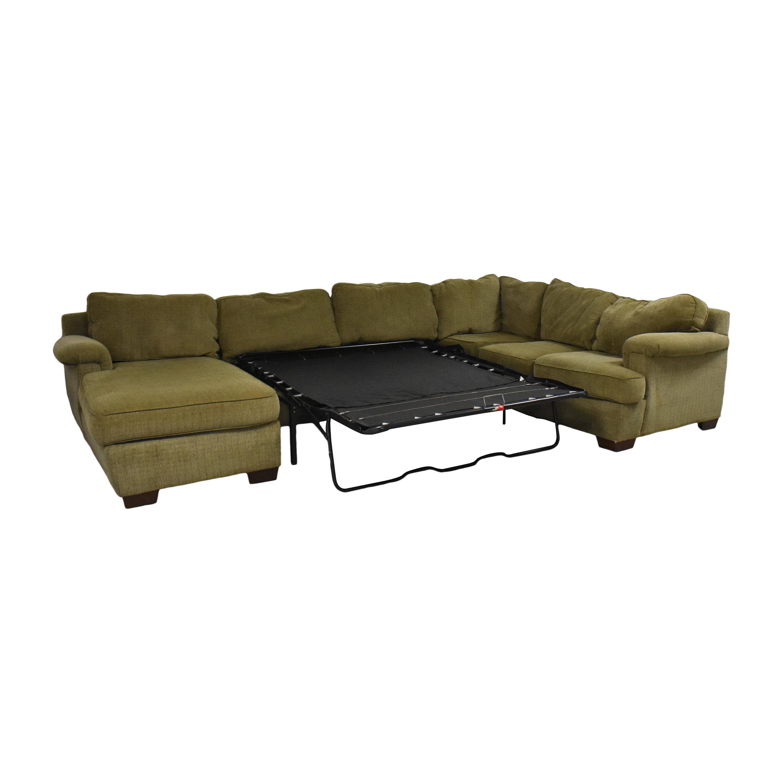 Bauhaus Furniture Bauhaus Sectional Sleeper Sofa for sale