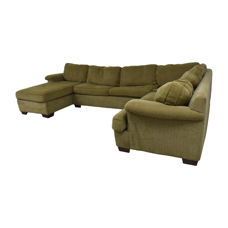 Bauhaus Furniture Bauhaus Sectional Sleeper Sofa on sale