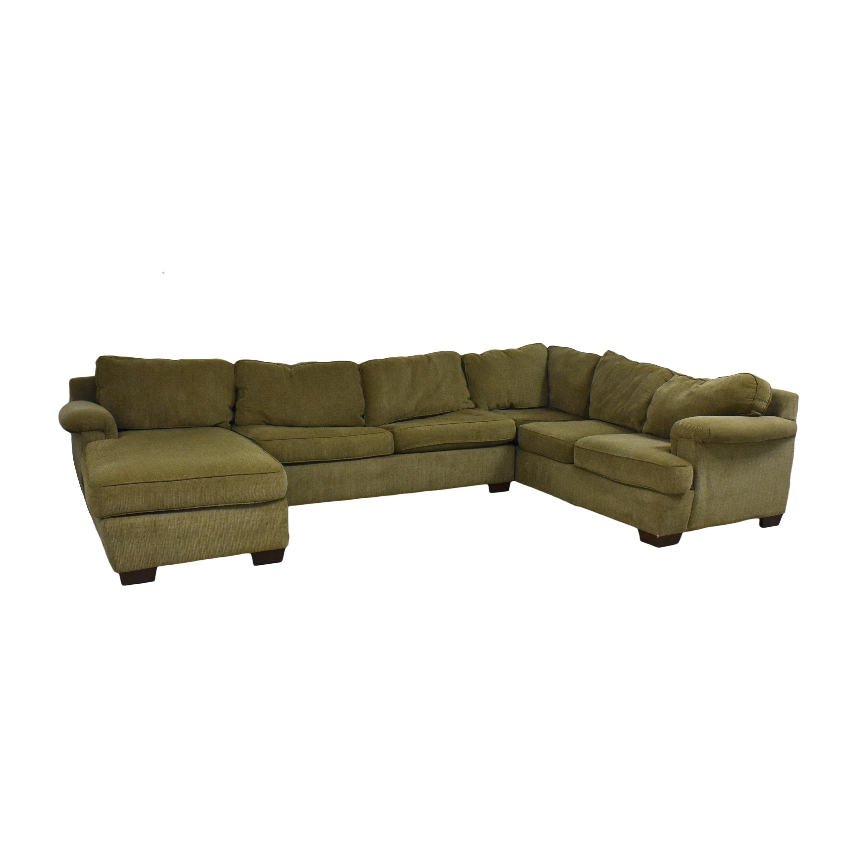 Bauhaus Furniture Bauhaus Sectional Sleeper Sofa Sofas