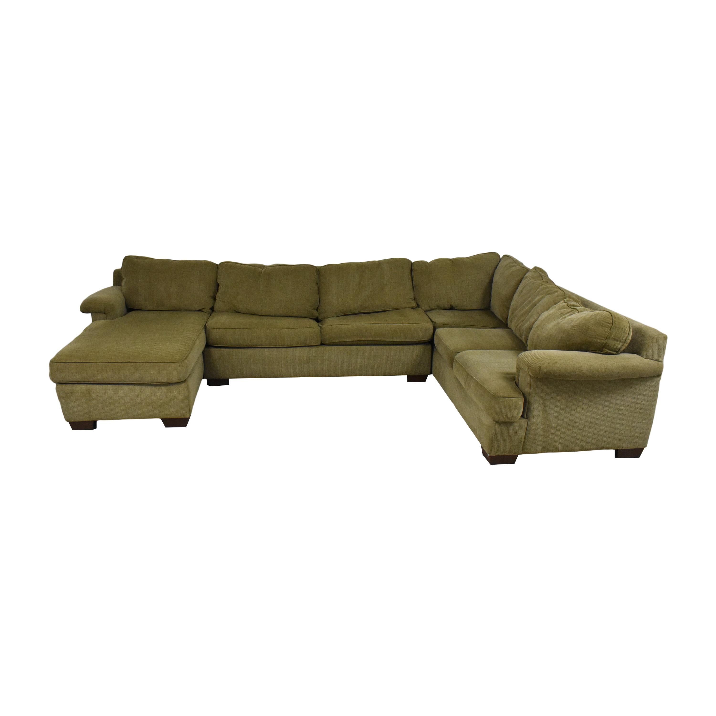 Bauhaus Sectional Sleeper Sofa sale