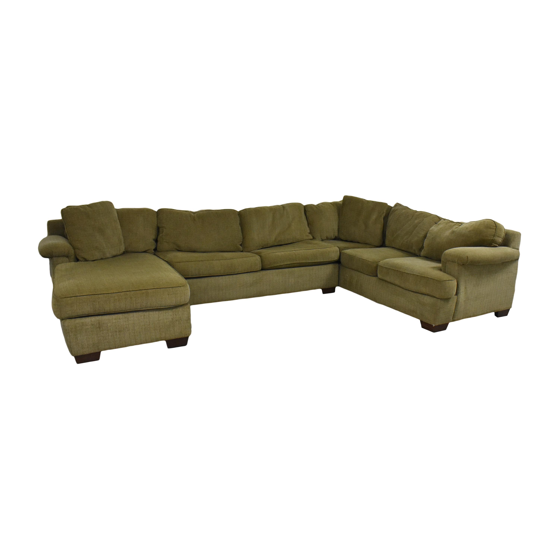 Bauhaus Furniture Bauhaus Sectional Sleeper Sofa nj