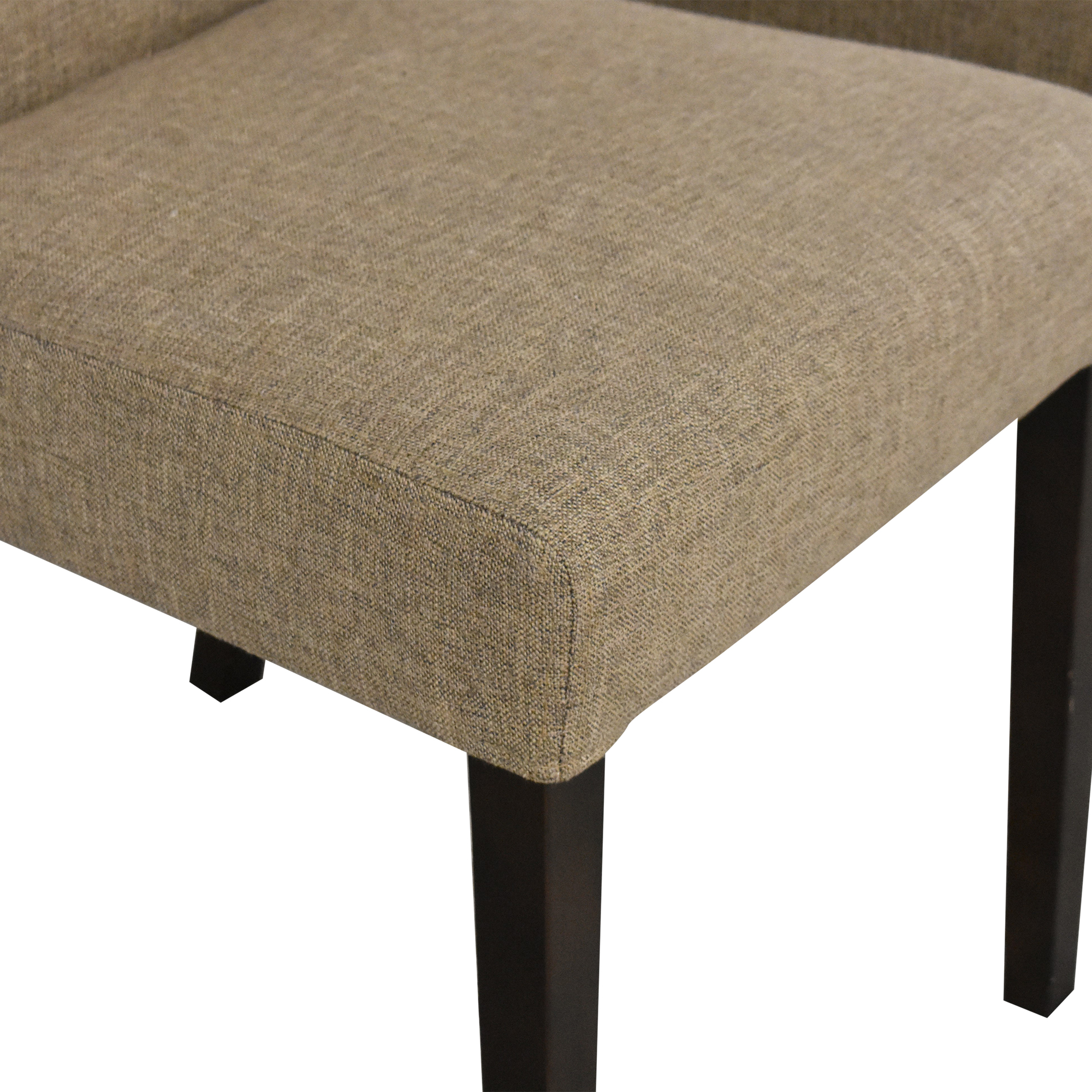 Crate & Barrel Crate & Barrel Lowe Dining Chairs used