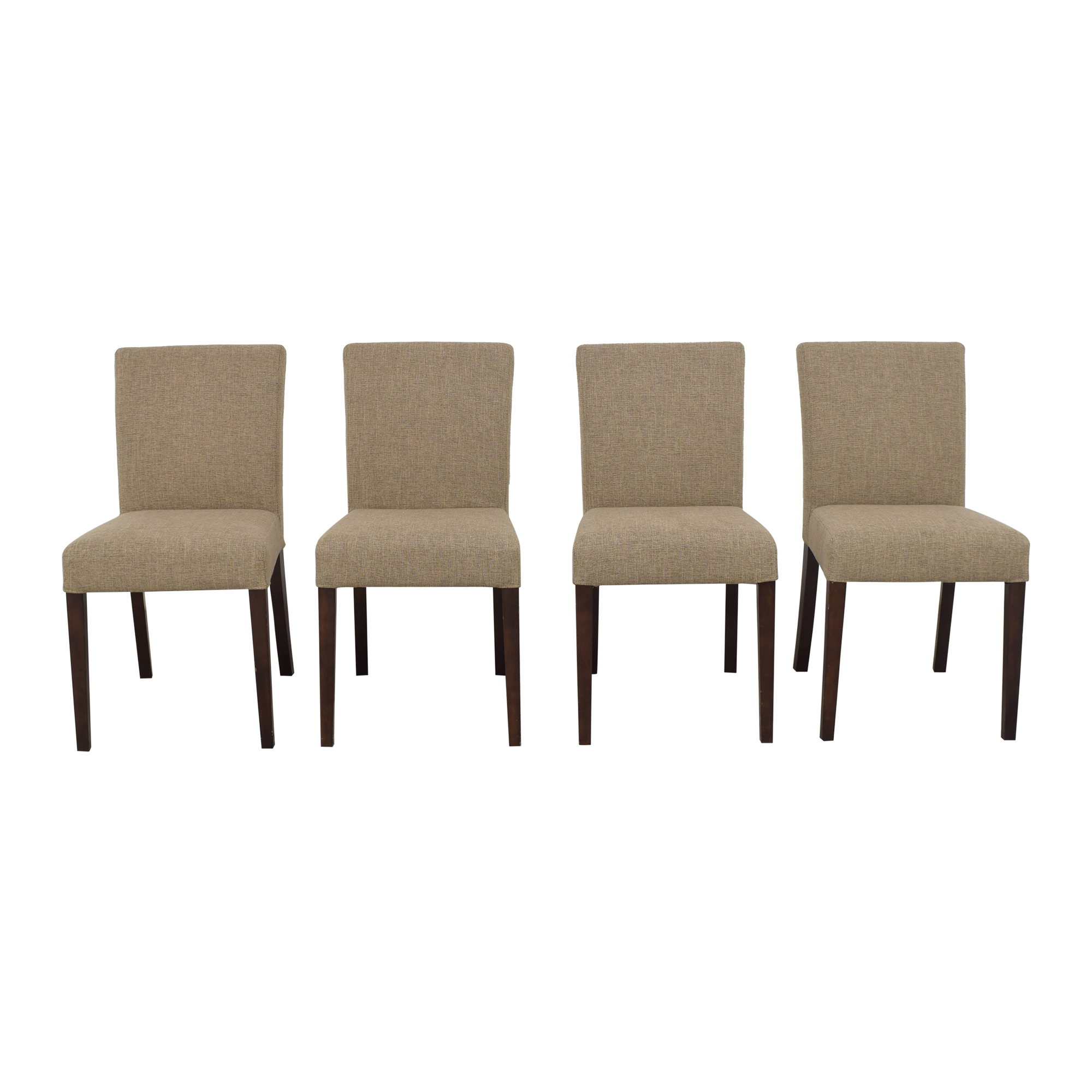 Crate & Barrel Crate & Barrel Lowe Dining Chairs Chairs