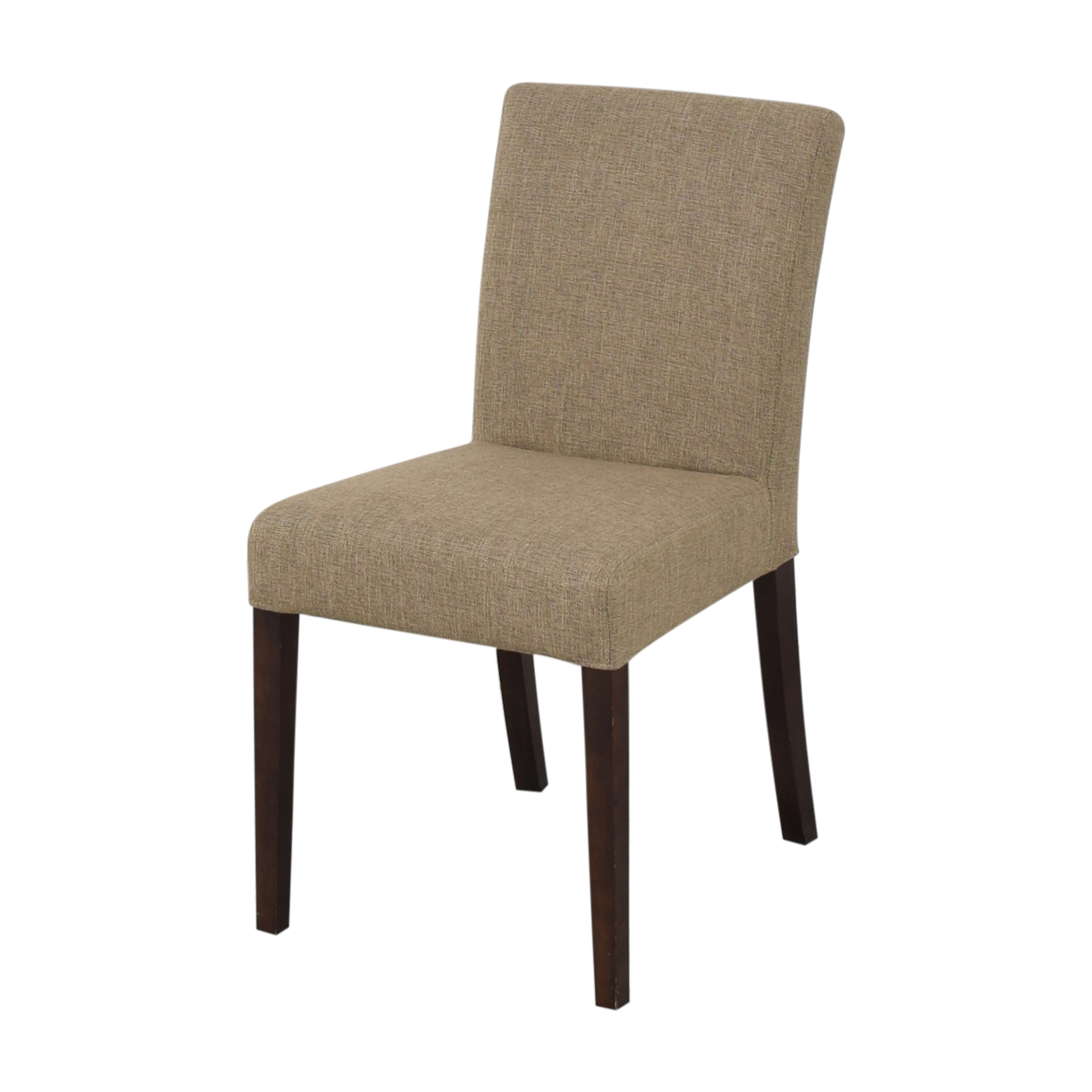 Crate & Barrel Crate & Barrel Lowe Dining Chairs second hand