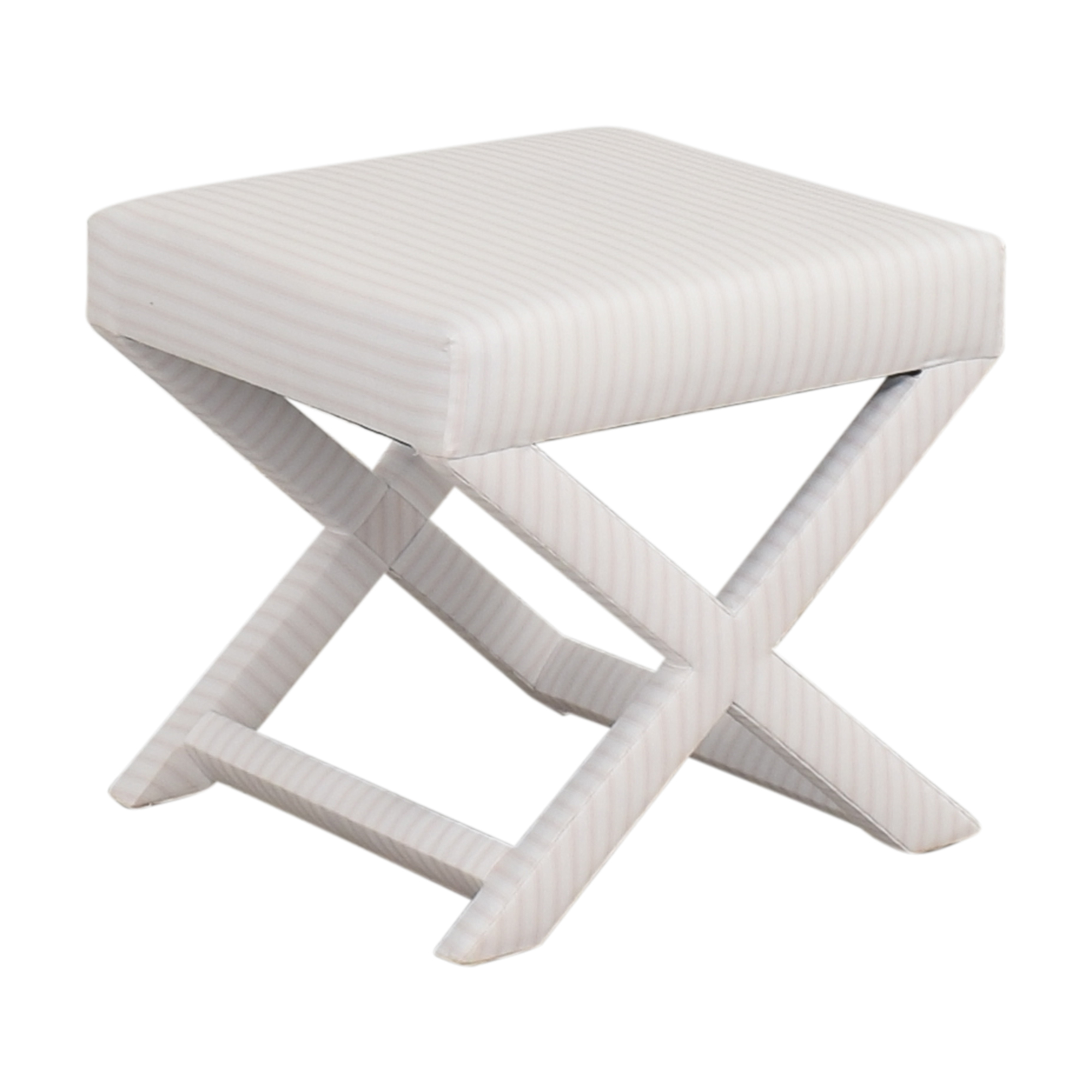 buy The Inside The Inside Classic Ticking Stripe X Bench online