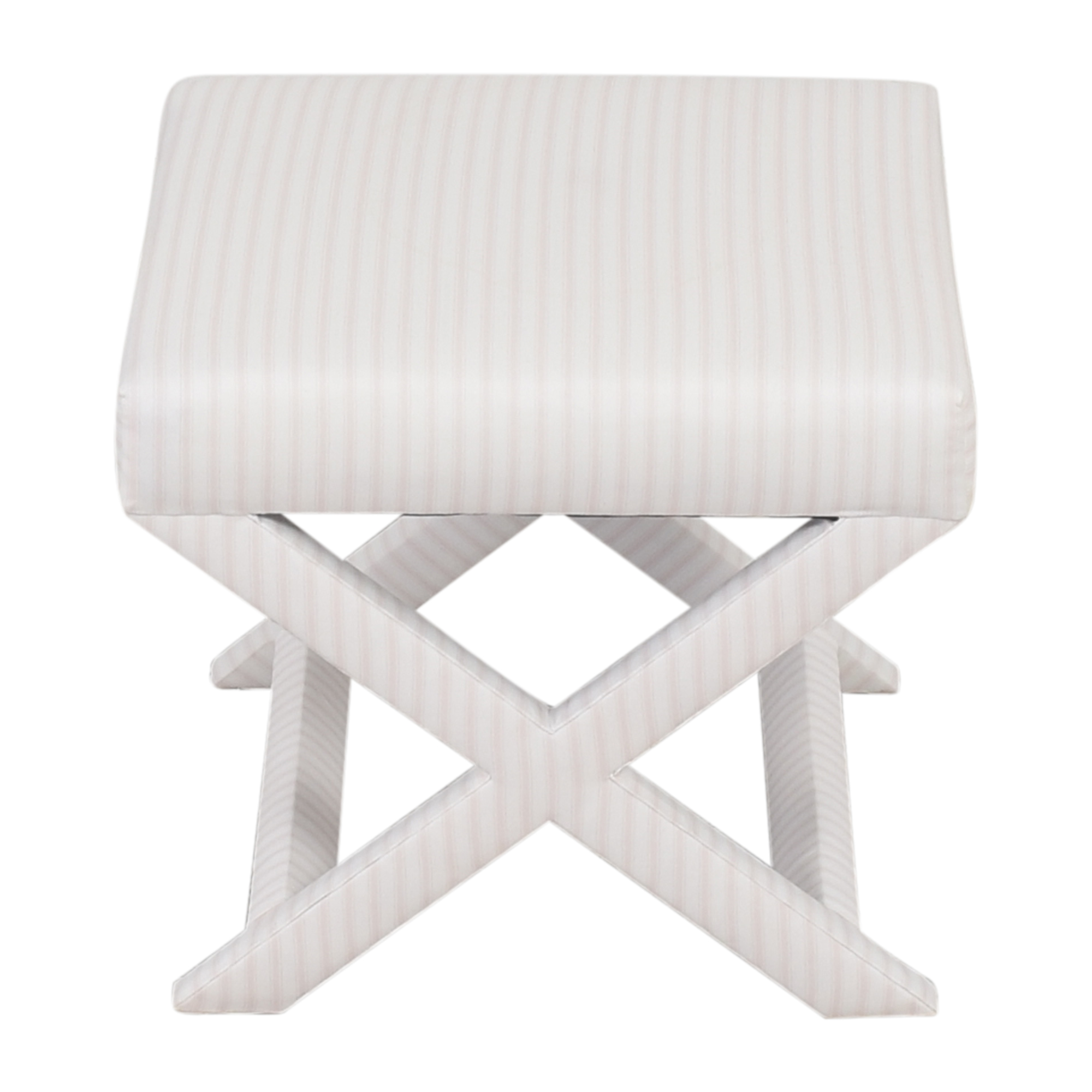 The Inside The Inside Classic Ticking Stripe X Bench ct