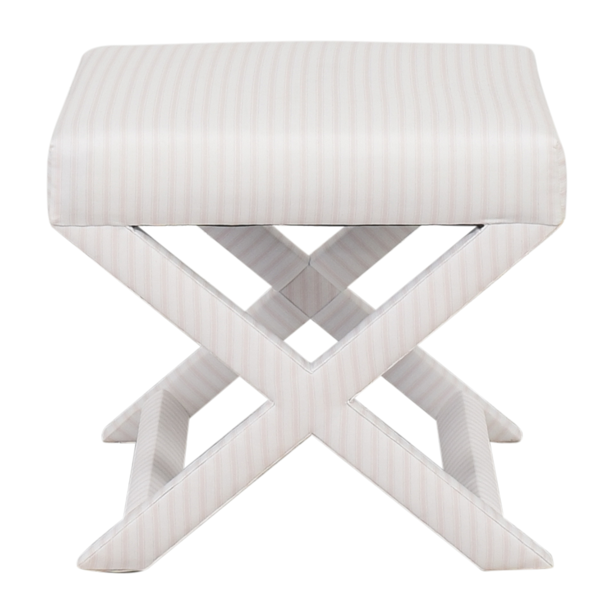 The Inside The Inside Classic Ticking Stripe X Bench discount